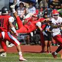 The South Elgin High School football team hosted West Aurora High School on Saturday, Sept. 23, in South Elgin.
