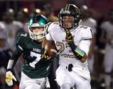 The Grayslake Central Rams hosted the Grayslake North Knights for football action on Friday, Oct. 13 in Grayslake.