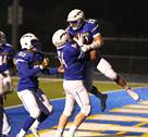 The Wheaton North Falcons hosted the Waubonsie Valley Warriors for football on Friday.