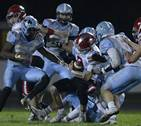 The Maine West High School football team hosted Deerfield High School on Friday, Oct. 20, in Des Plaines.