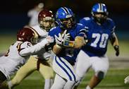 The Lake Zurich Bears hosted the Schaumburg Saxons for Class 7A state football playoff action on Saturday, Oct. 28 in Lake Zurich.