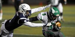 Lisle hosted North Boone for Class 3A football second-round playoff action on Friday, Nov. 2 in Lisle.