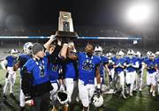 St. Charles North fell to Nazareth Academy 31-10 in the IHSA Class 7A state football championship at Memorial Stadium in Champaign Saturday.