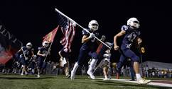 St. Viator faced Marian Central in football action on Friday, Sept. 20 at Robert Morris College's Forest View Stadium in Arlington Heights.