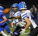 The Lake Forest Scouts faced the Lake Zurich Bears in football action on Friday, Sept. 20 in Lake Forest.