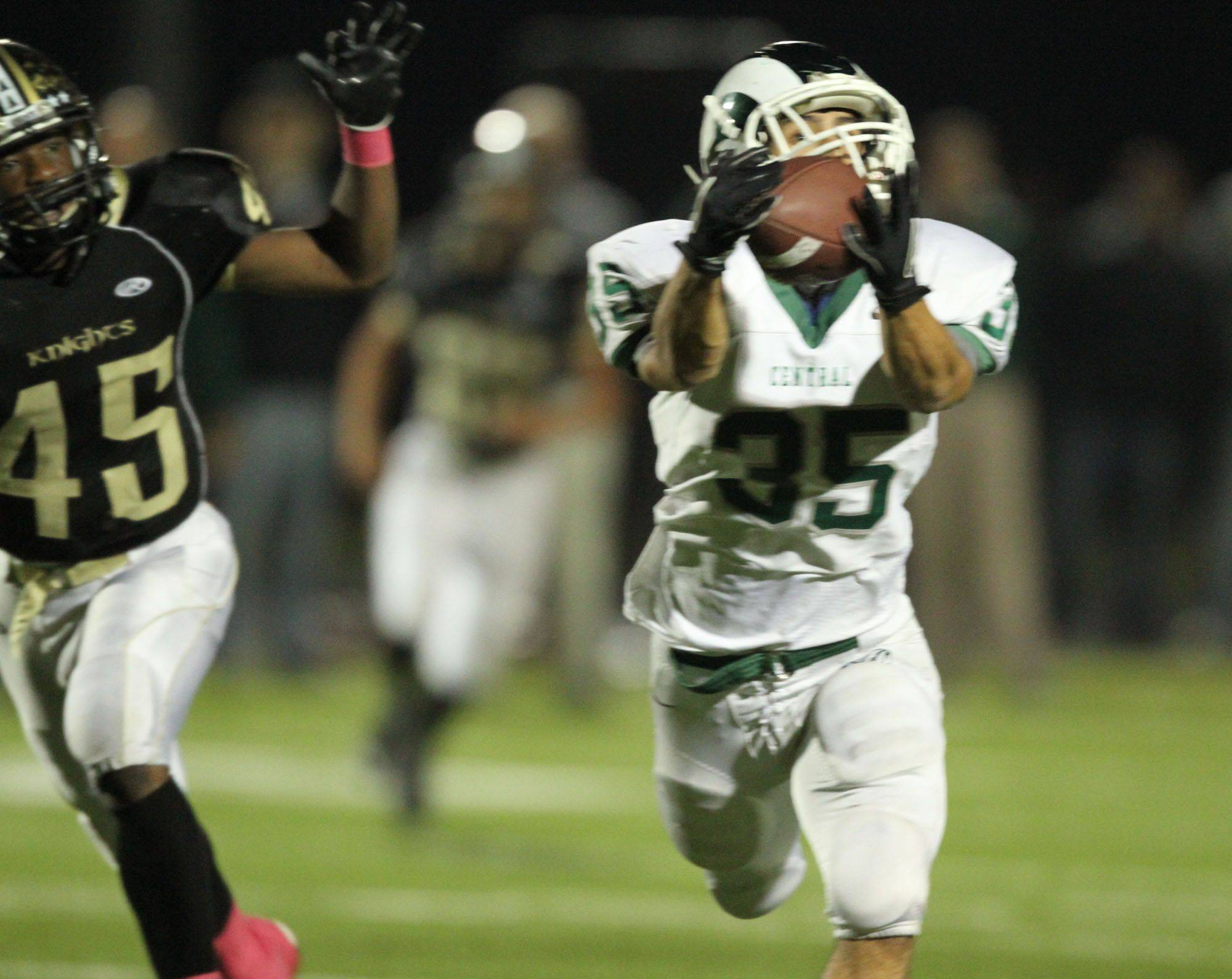 Week 8 - Images from the Grayslake Central at Grayslake North football game Friday, October 15.