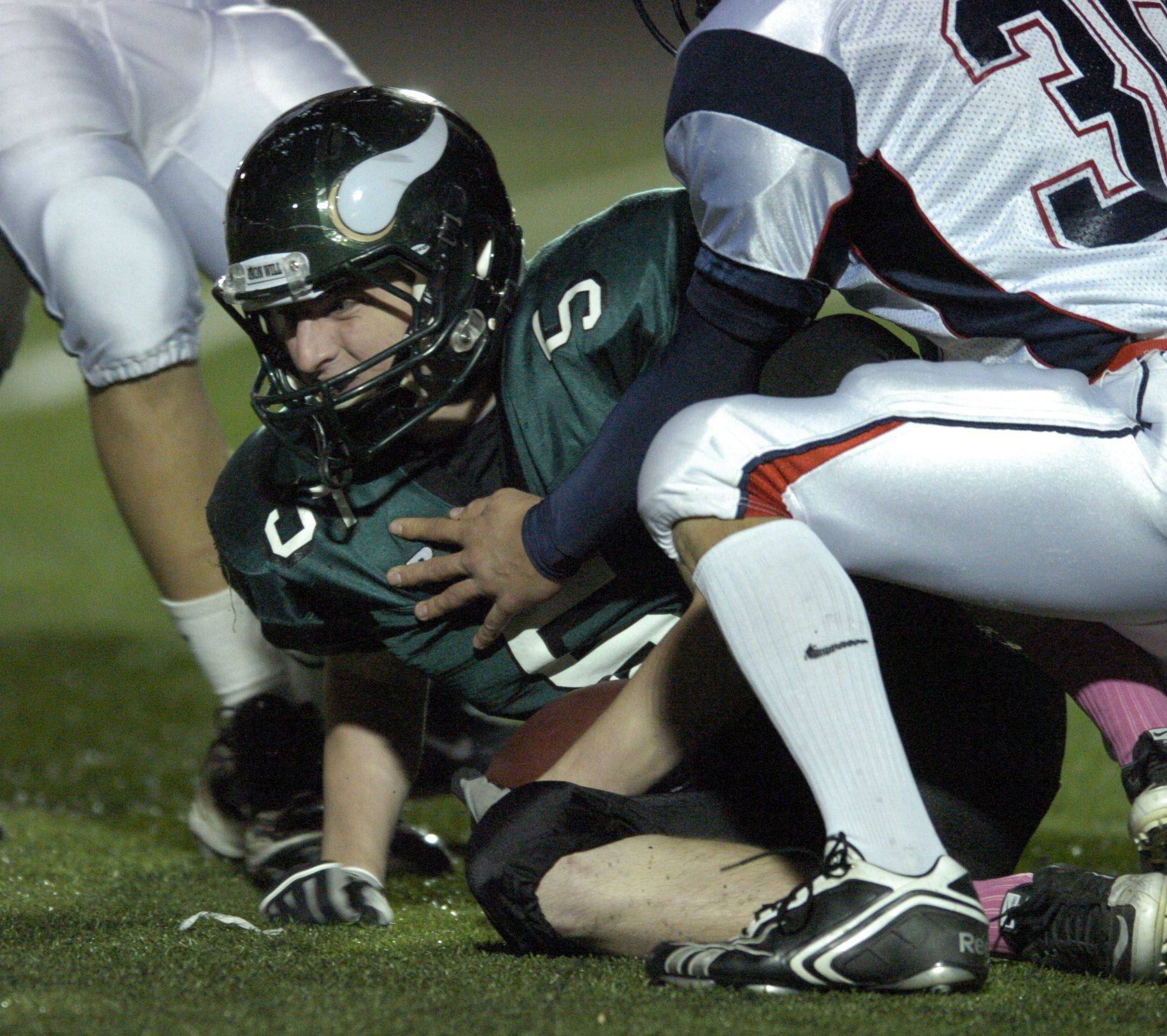 Week 9 - Photos from the Conant vs Fremd football game in Palatine on October 22nd.