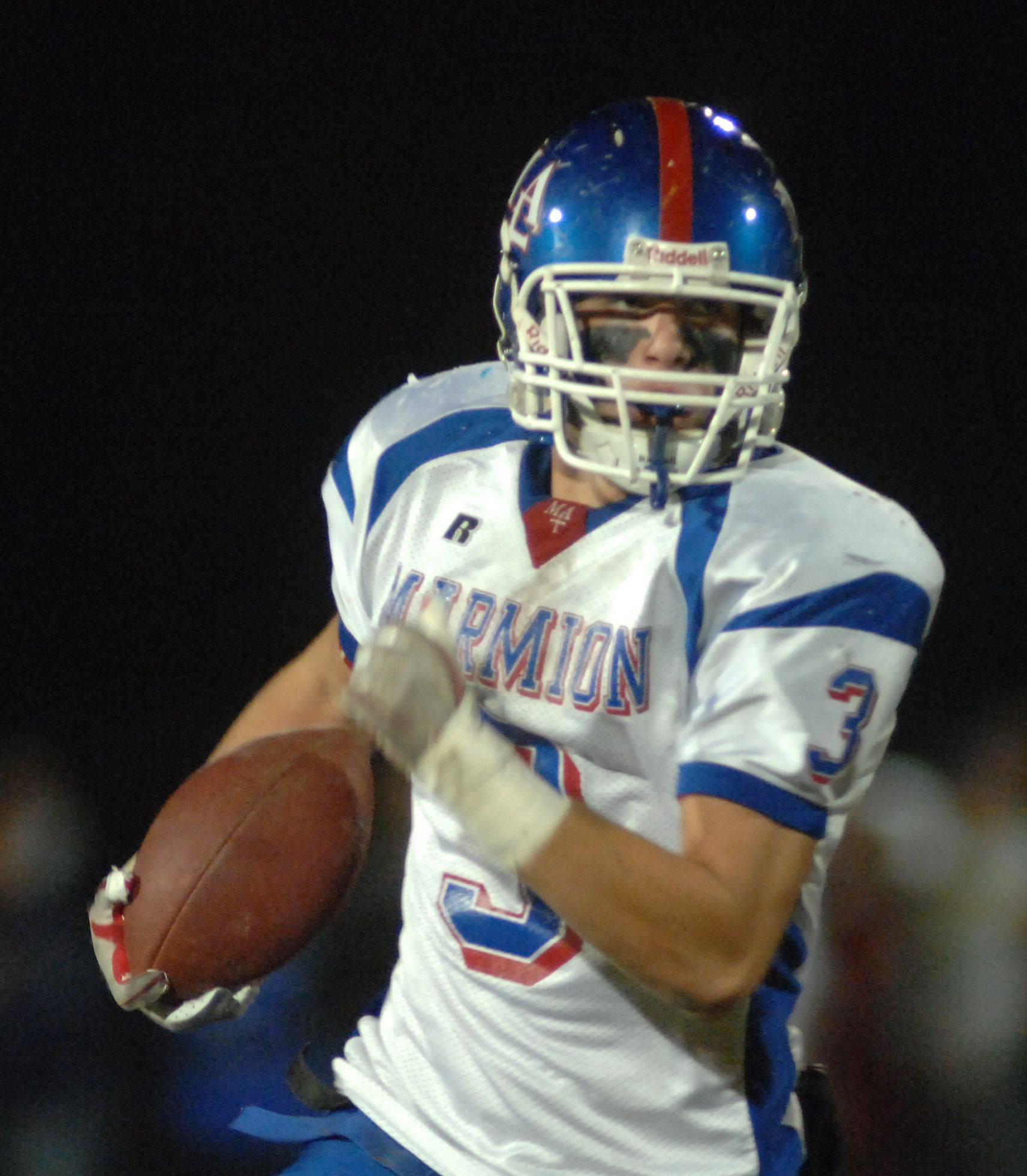WEEK 9- Marmion Academy's Nick Scoliere .