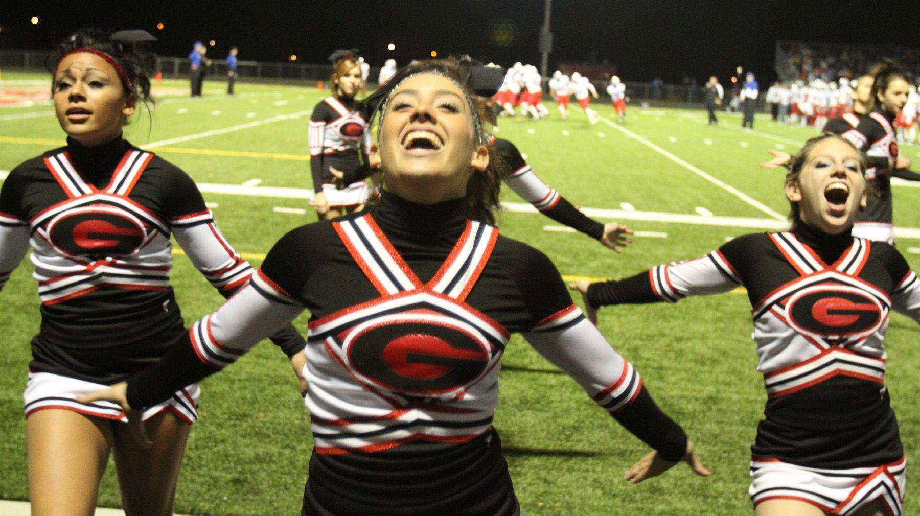 Week 9 - Images from the Lakes at Grant football game Friday, October 22.