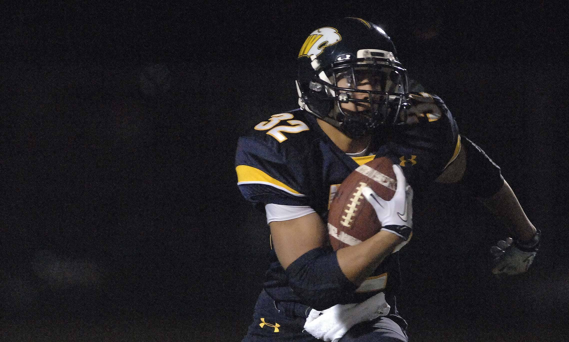 WEEK 9- Vai Suliafu of Neuqua Valley.