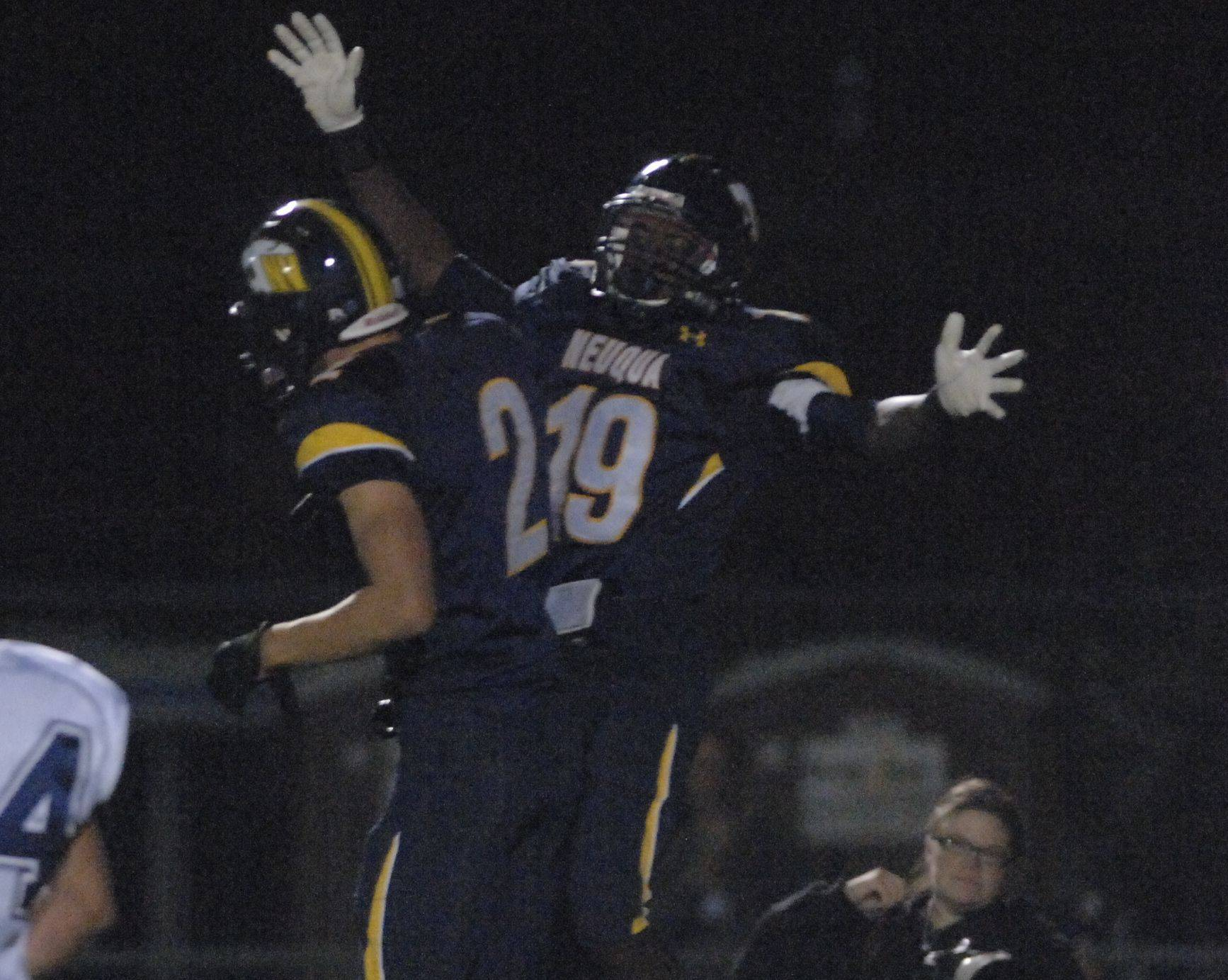 Week Nine - Images from the Lake Park vs. Neuqua Valley football game Friday, October 22, 2010.