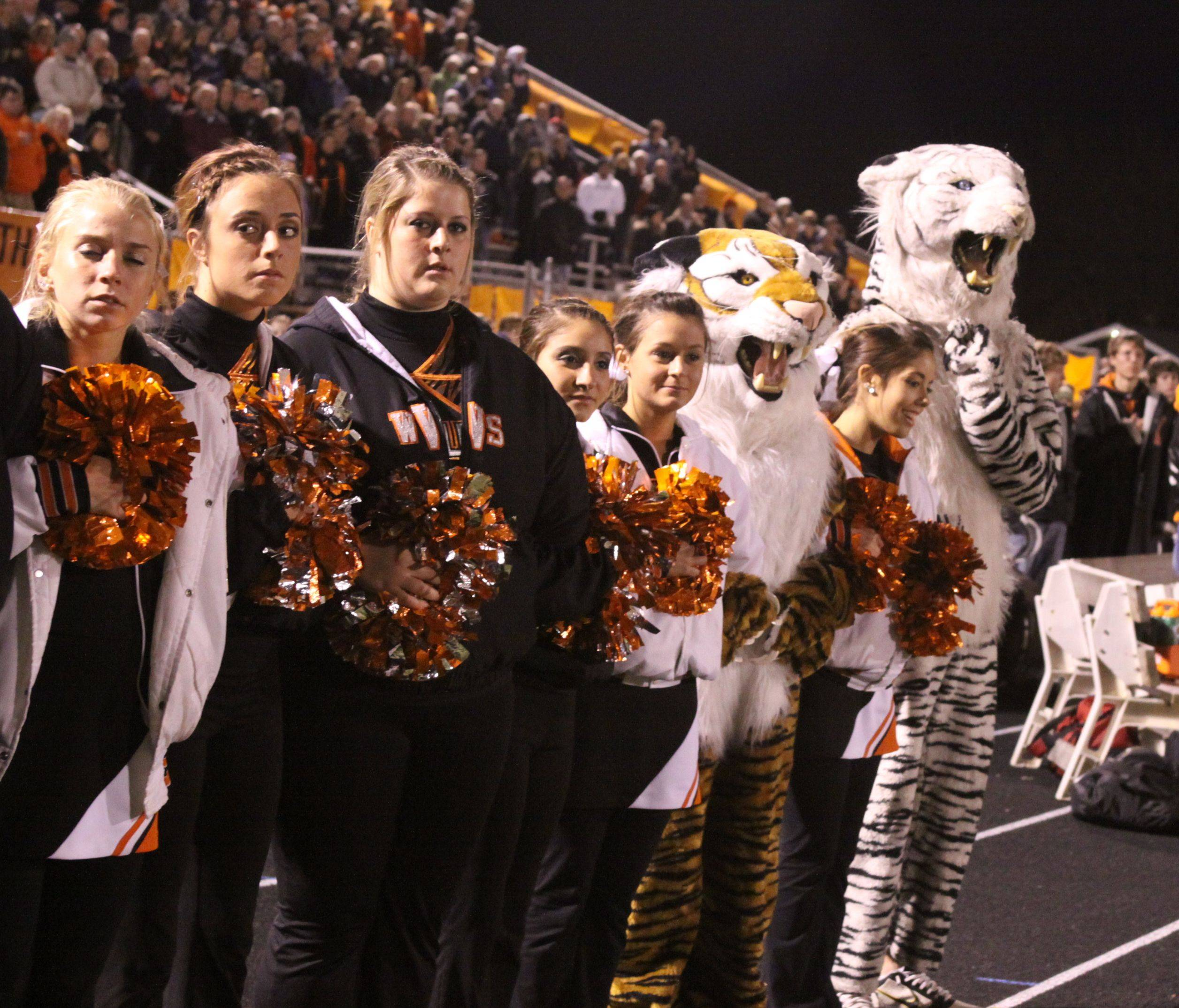 Playoffs � week one � Benet at Wheaton Warrenville South playoff football.