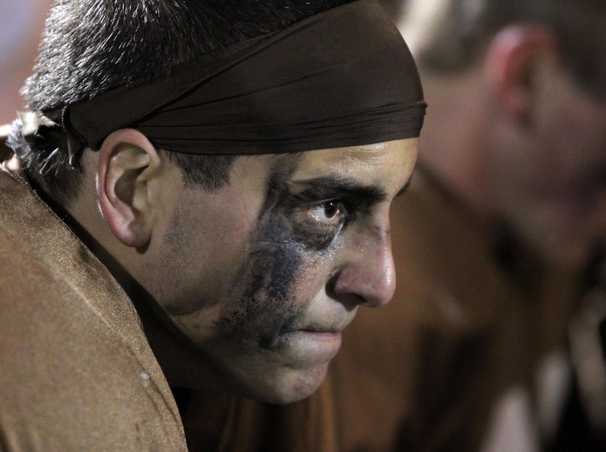 Playoffs - week one - Images from the Elgin at Carmel Class 7A state playoff football game Friday, October 29.