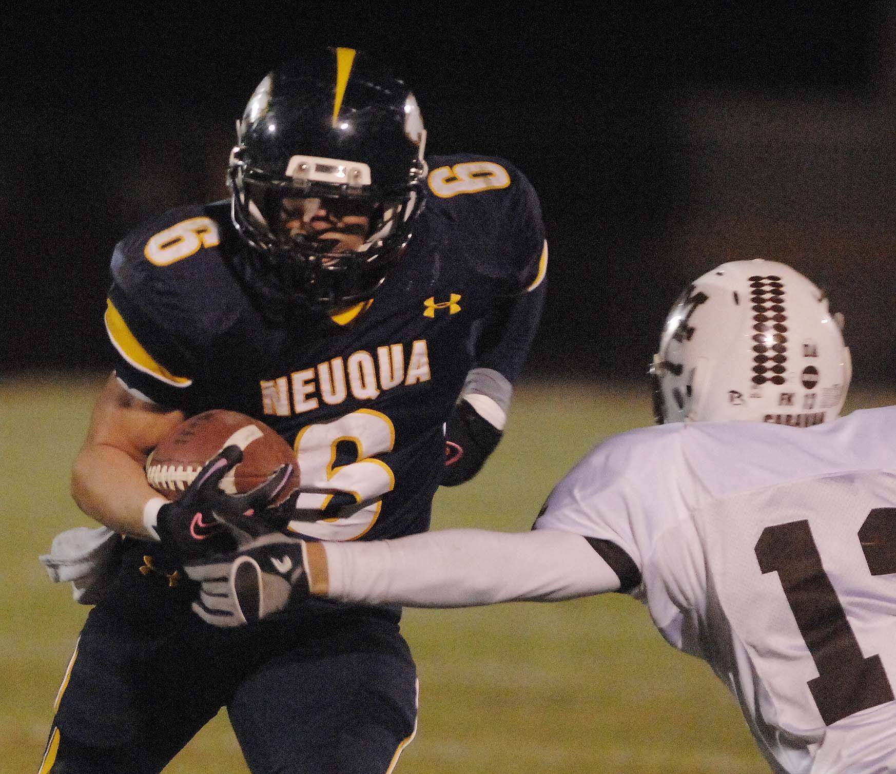 Trent Snyder of Neuqua Valley .