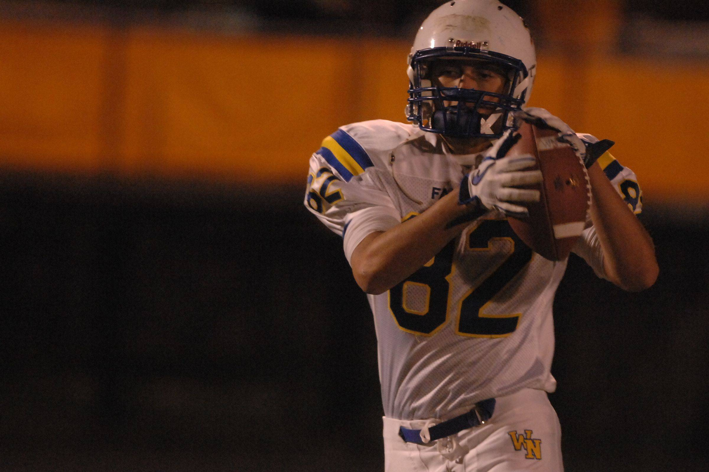 Playoffs � week two � Wheaton North at Wheaton Warrenville South playoff football.
