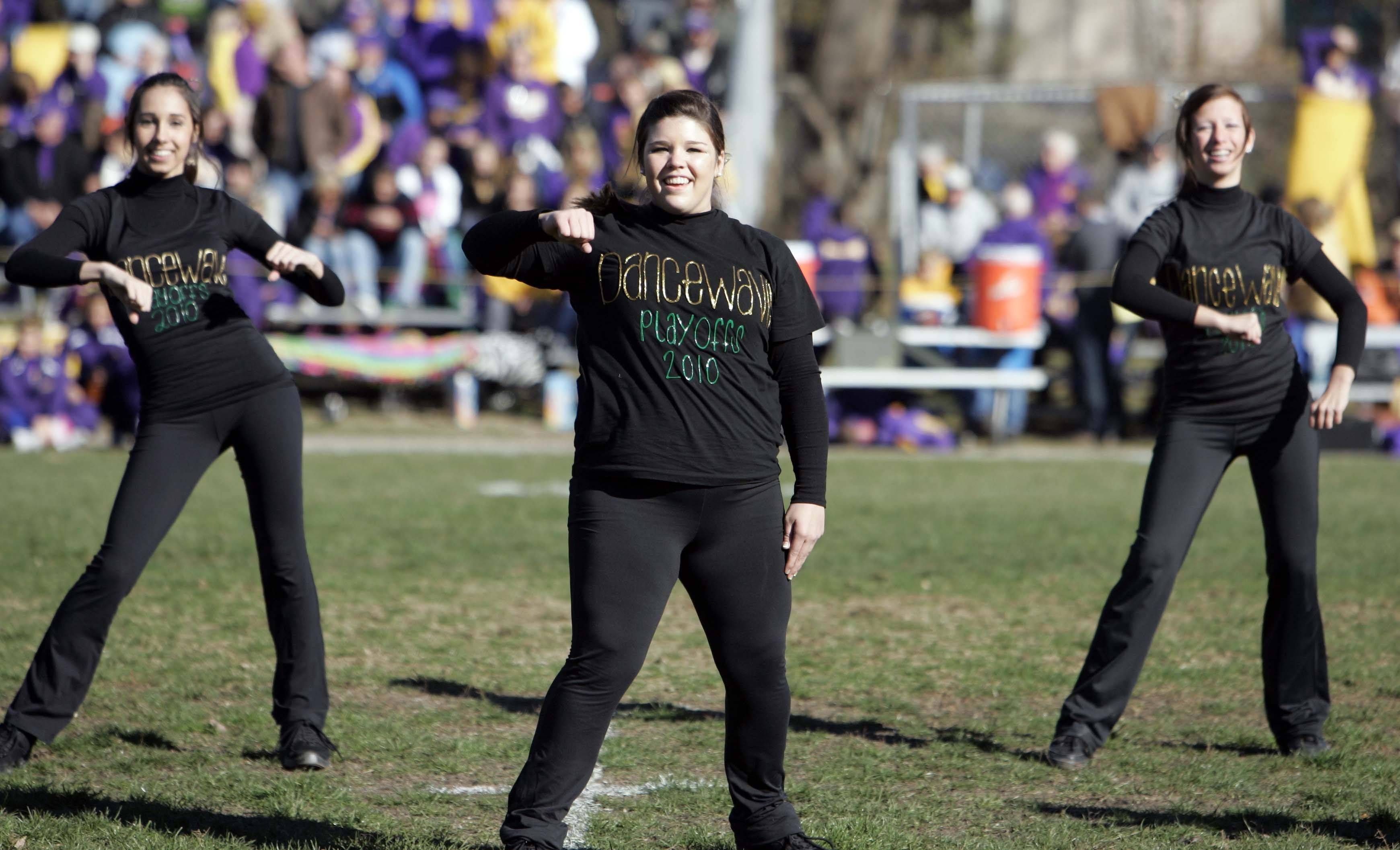 Images from Mendota at St. Edward Class 4A playoff football in Elgin Saturday, November 6, 2010.
