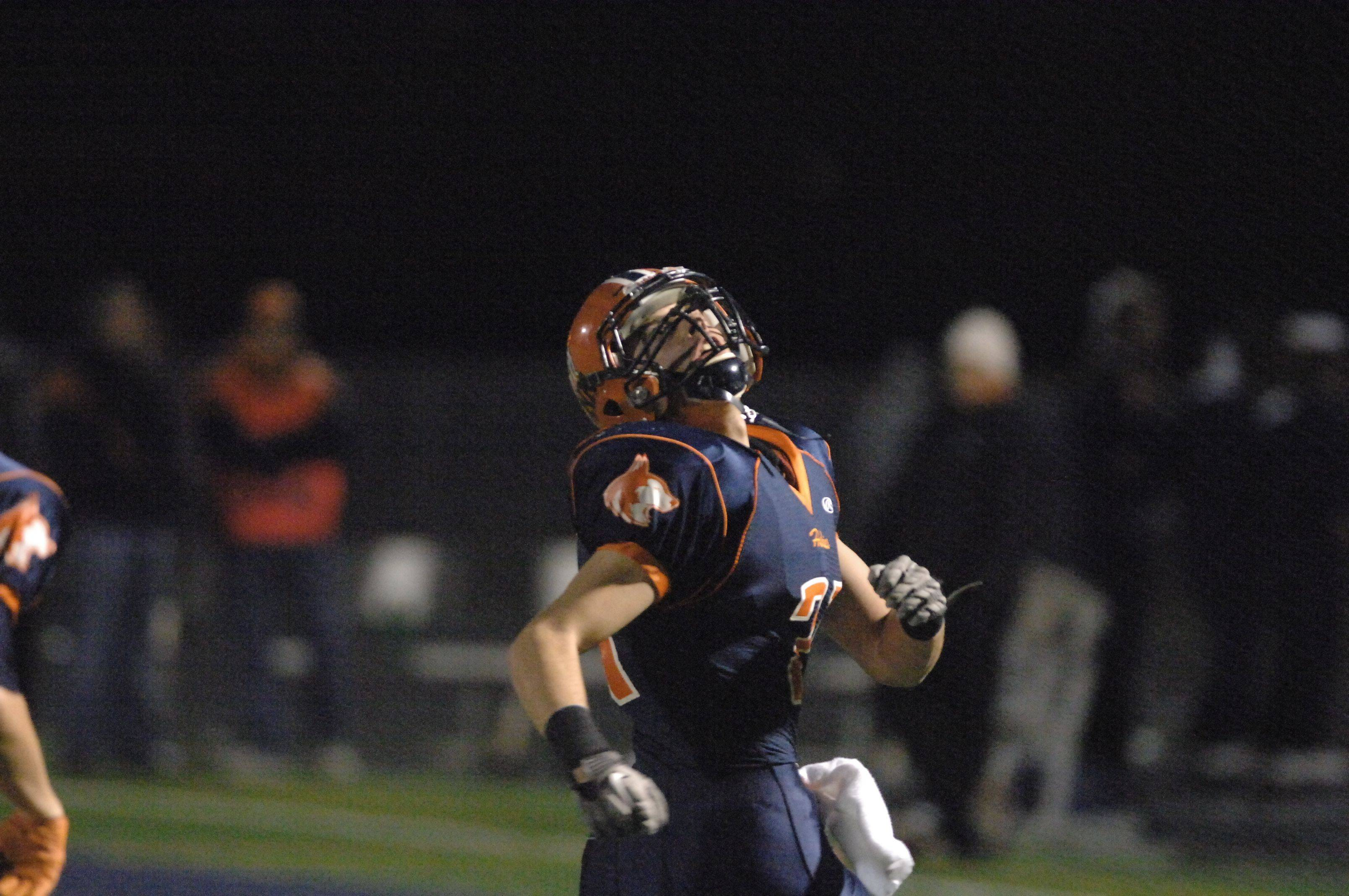 Playoffs � week three � Homewood-Flossmoor at Naperville North football quarterfinal.