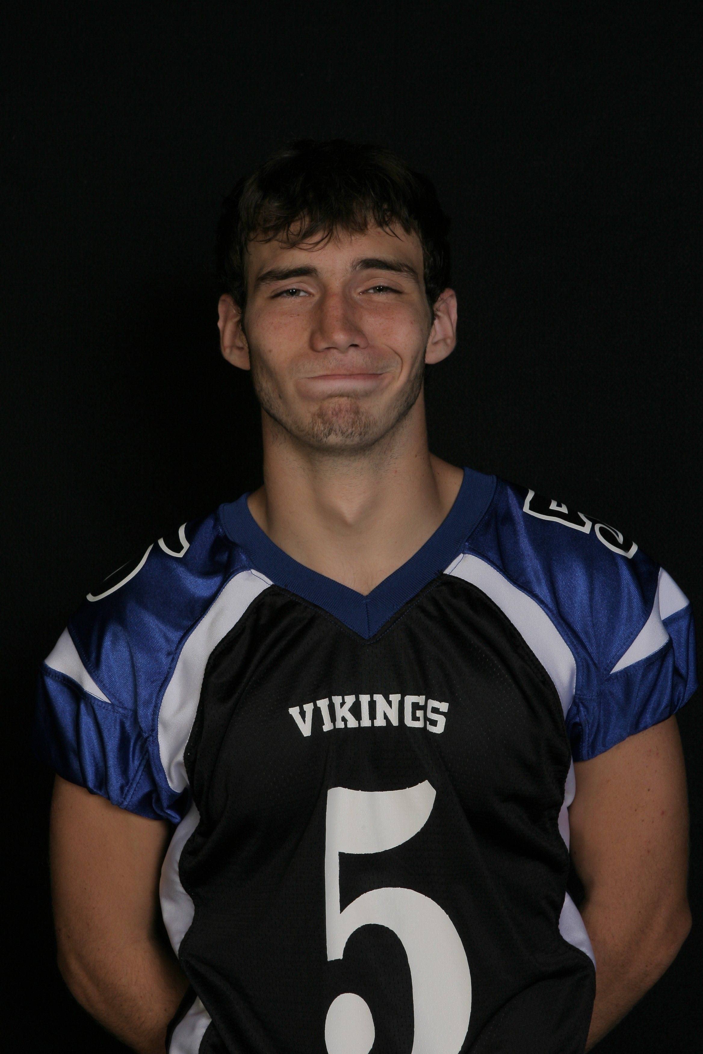 Andrew Mariotti, Geneva all-area football player