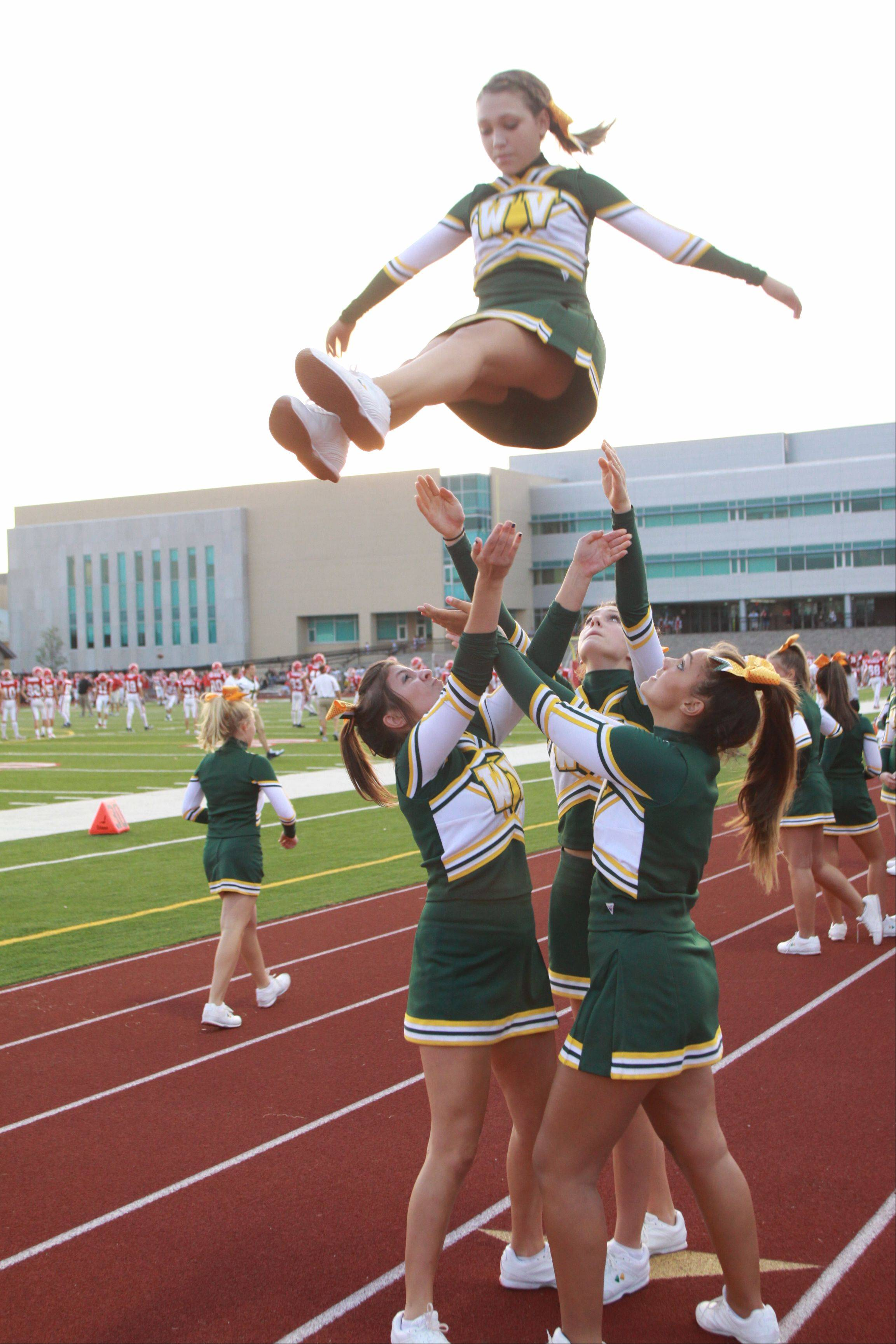 Week 1 - Photos from the Waubonsie Valley vs. Naperville Central football game in Naperville on August 26th.