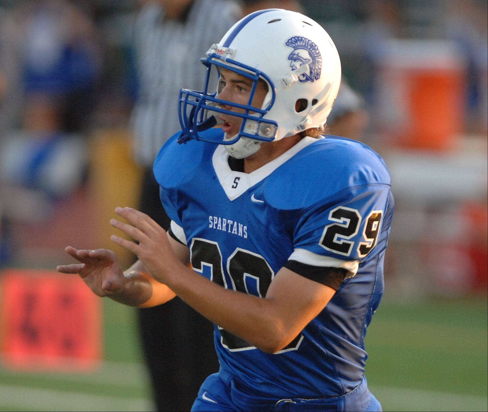 Week 1 - Photos from the Riverside-Brookfield vs. St. Francis football on August 26th.