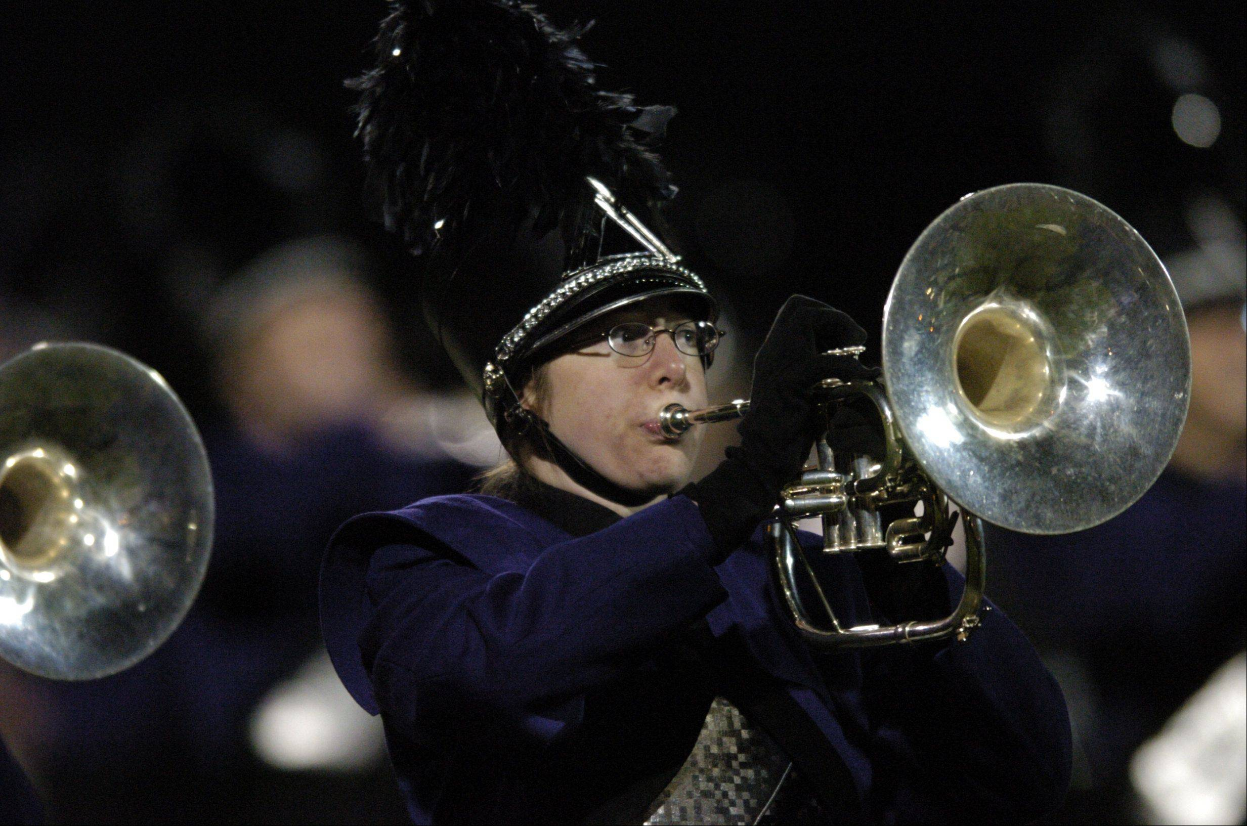 Week 9- Photos from the Hersey vs. Rolling Meadows football game at Rolling Meadows on Friday, October 21st.