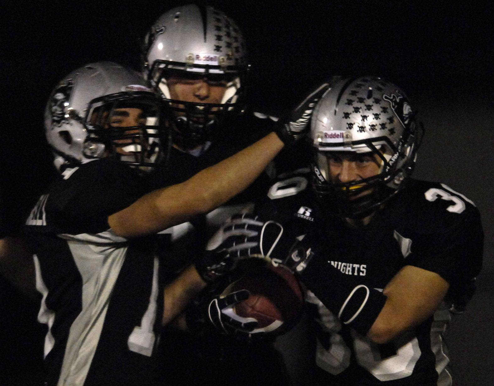 Kaneland advances after unbelievable ending