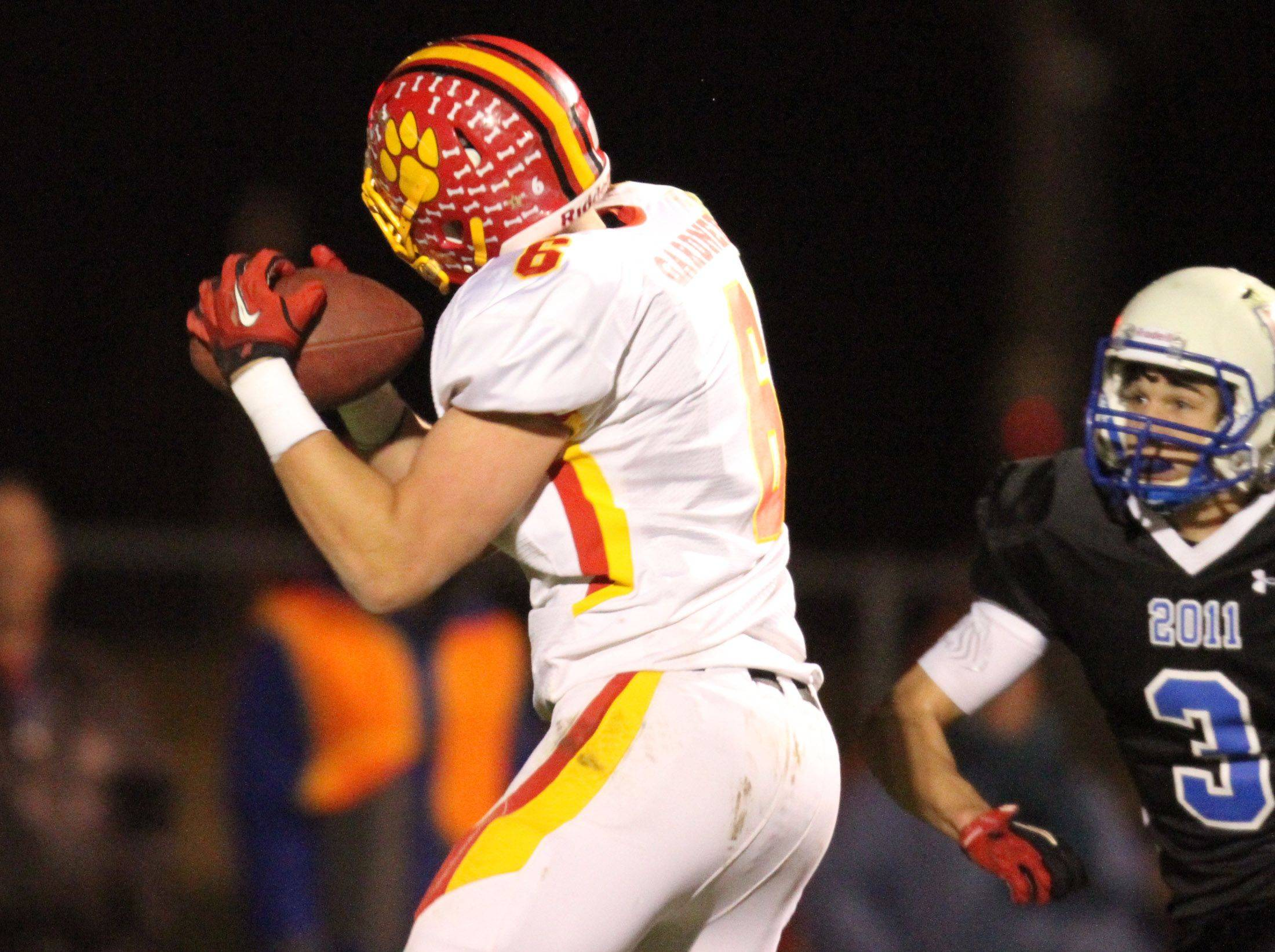 Images: Batavia vs. Lakes 6A football playoffs