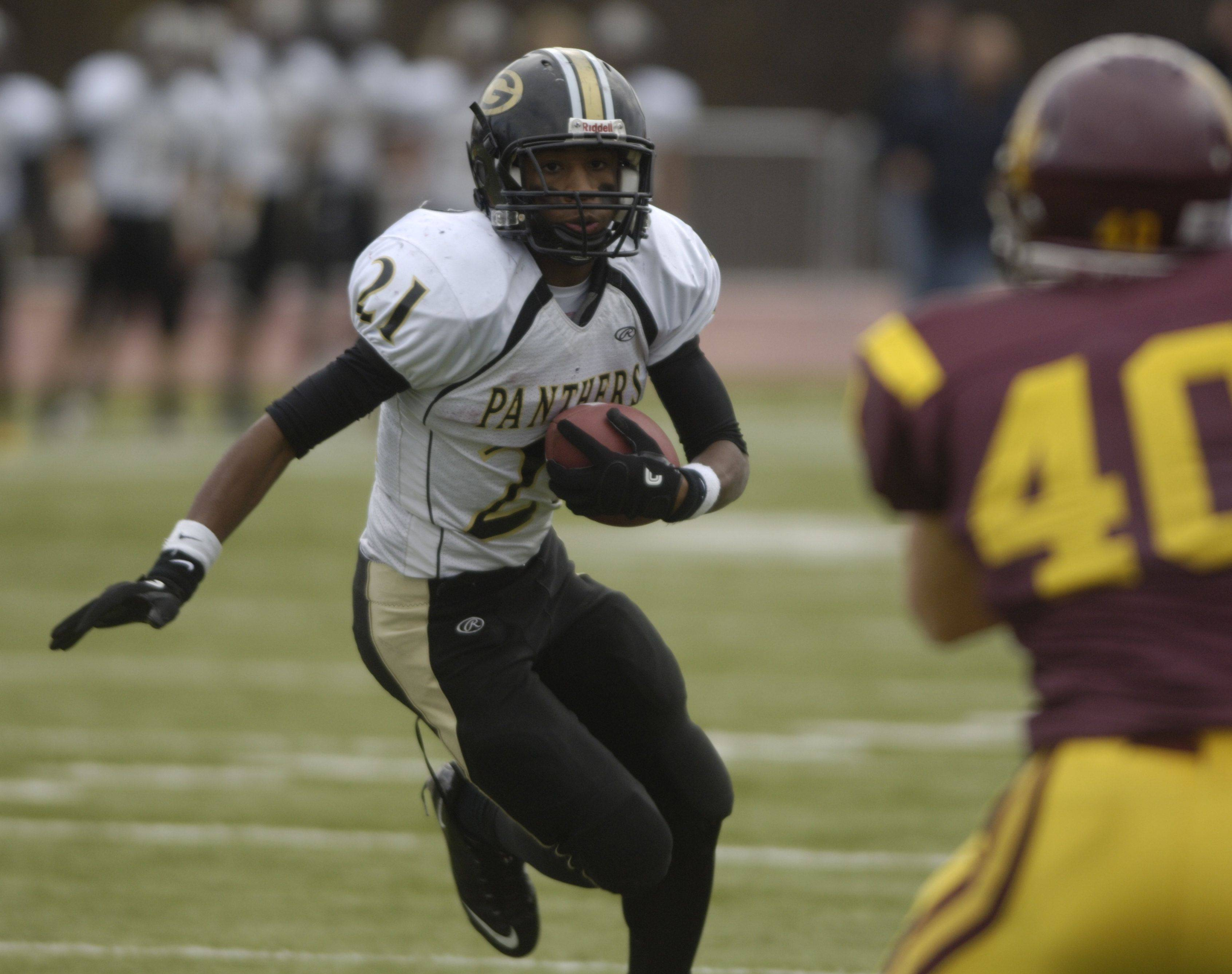 Playoffs - Round Four - Glenbard North at Loyola Academy in Class 8A football semifinals.