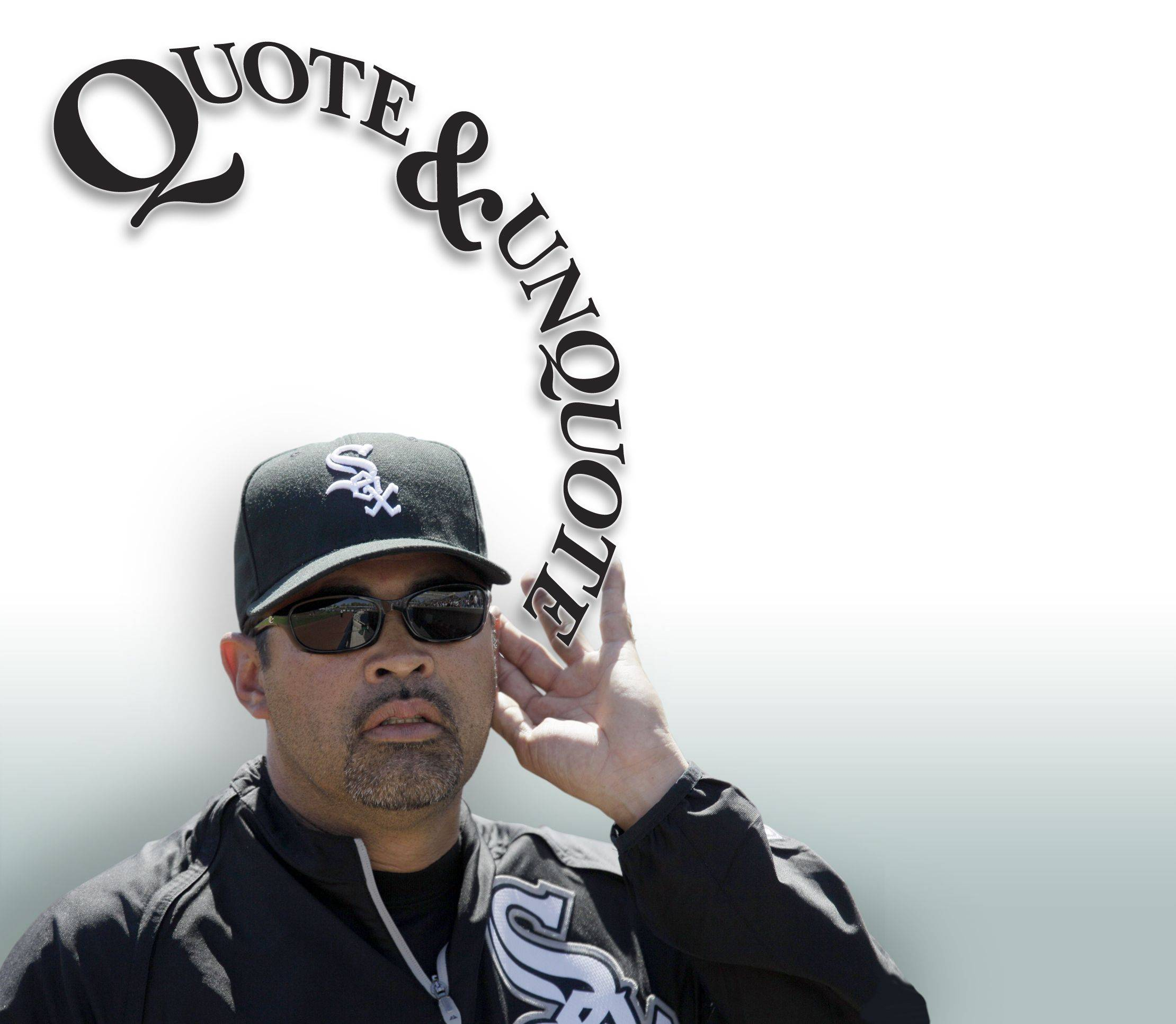 Former White Sox manager Ozzie Guillen had some interesting things to say about his former coaches, and his pet bulldog.