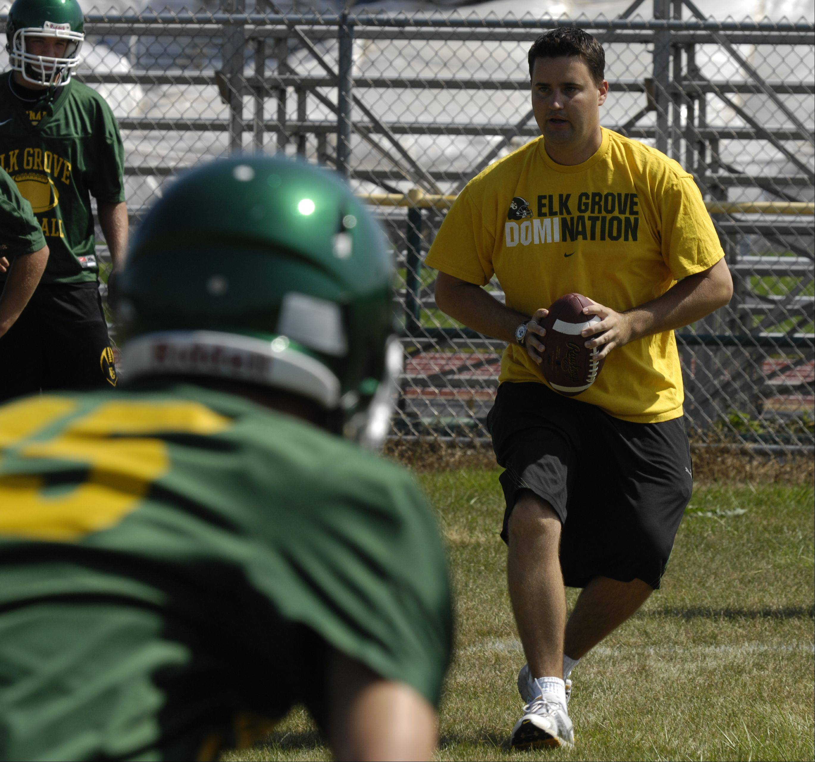 Brian Doll turned Elk Grove into one of the premier football programs in his three years as head coach. Now Doll will turn his attention to trying to help football grow and prosper in a new position in London.