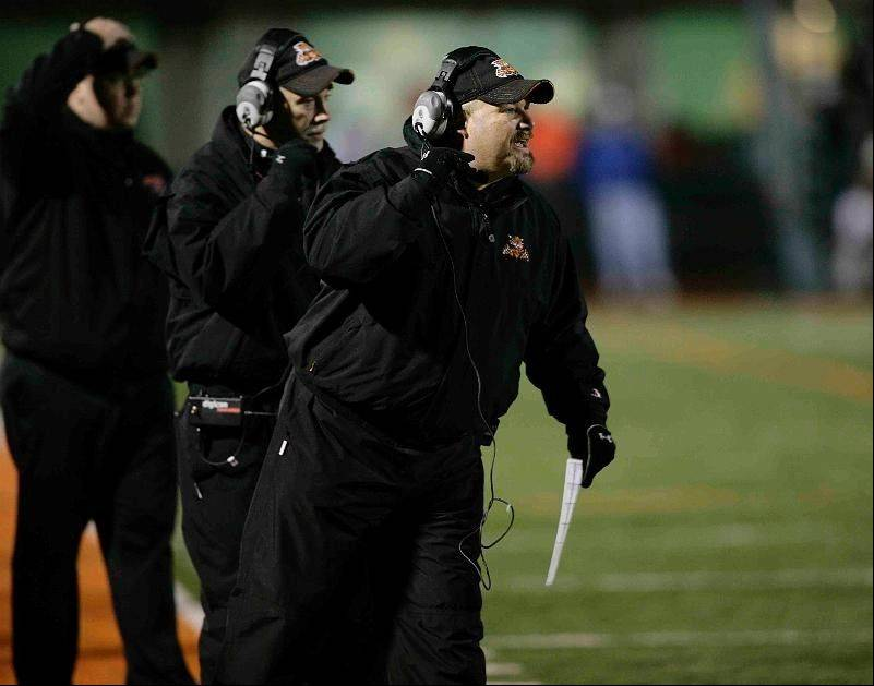 Mike Jones has a tough act to follow at Libertyville, but the veteran assistant is prepared for the task.