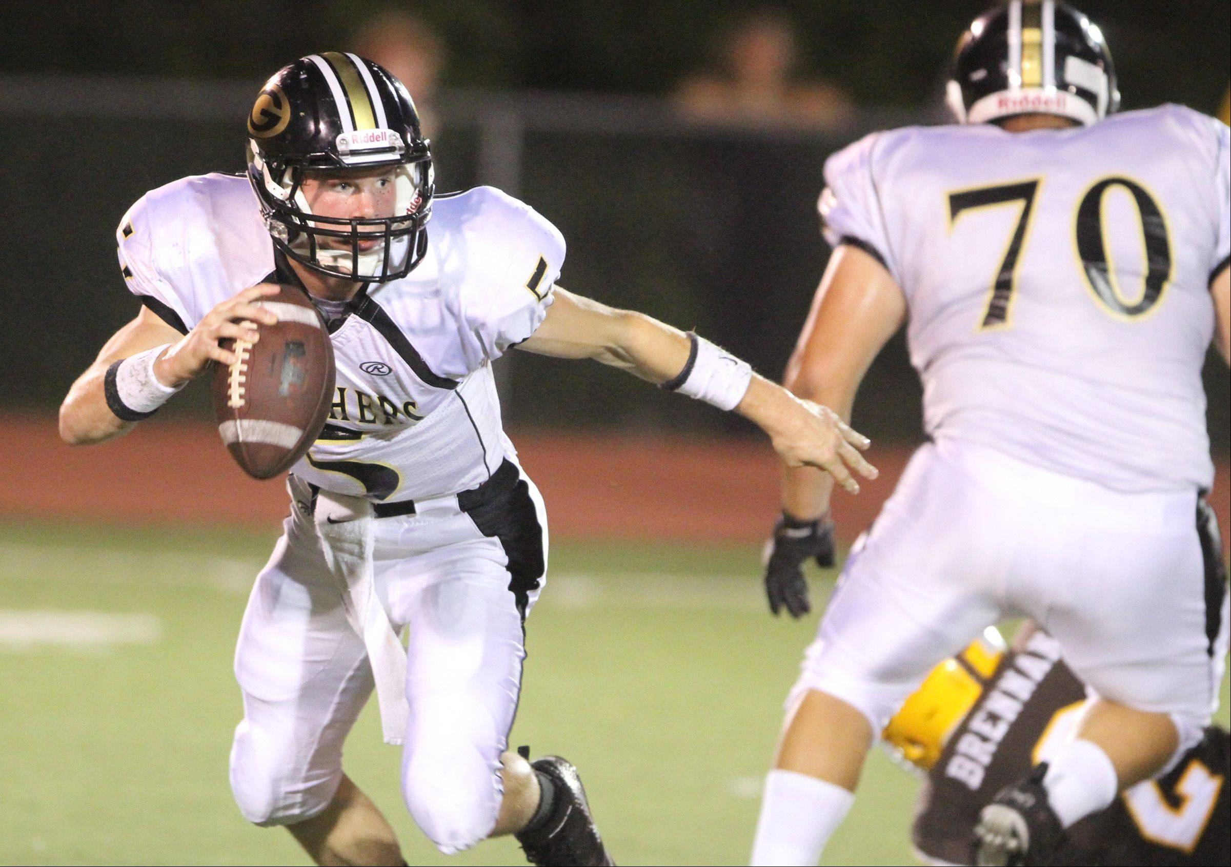 Images: Glenbard North vs. Carmel football