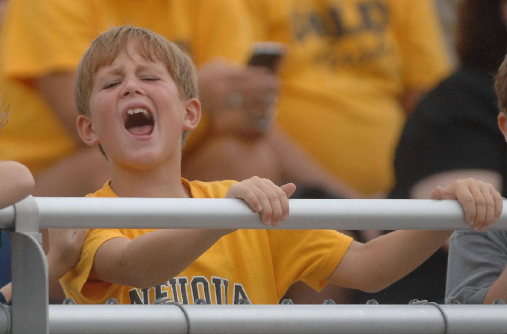 Week -2- Photos from the Naperville Central at Neuqua Valley football game Friday, August 31.