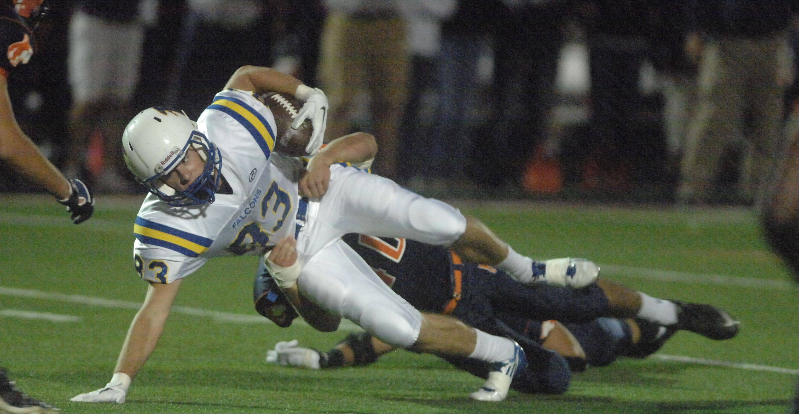 Photos from the Wheaton North at Naperville North football game Friday, September 7.