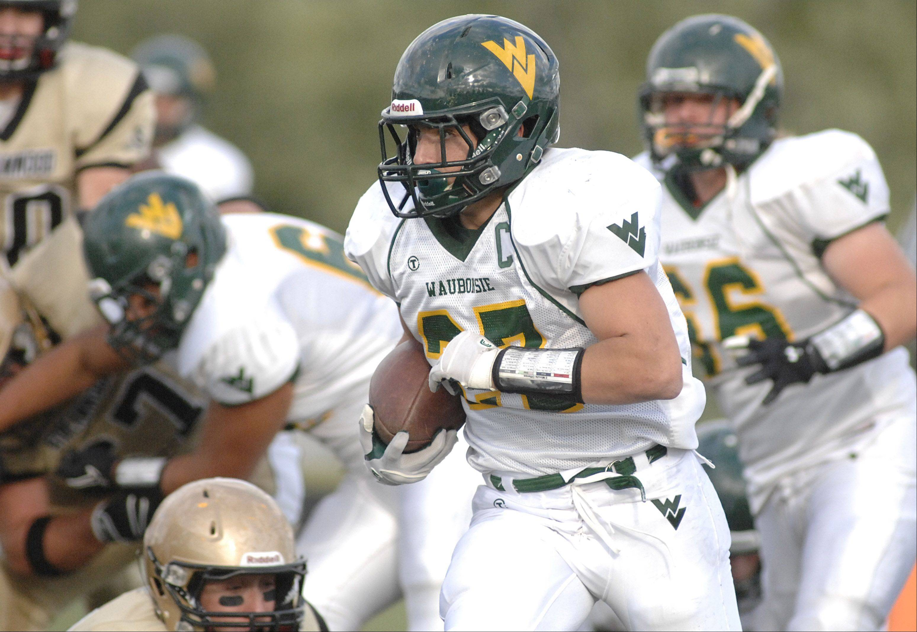 Waubonsie Valley 3-0 for 1st time since 1994