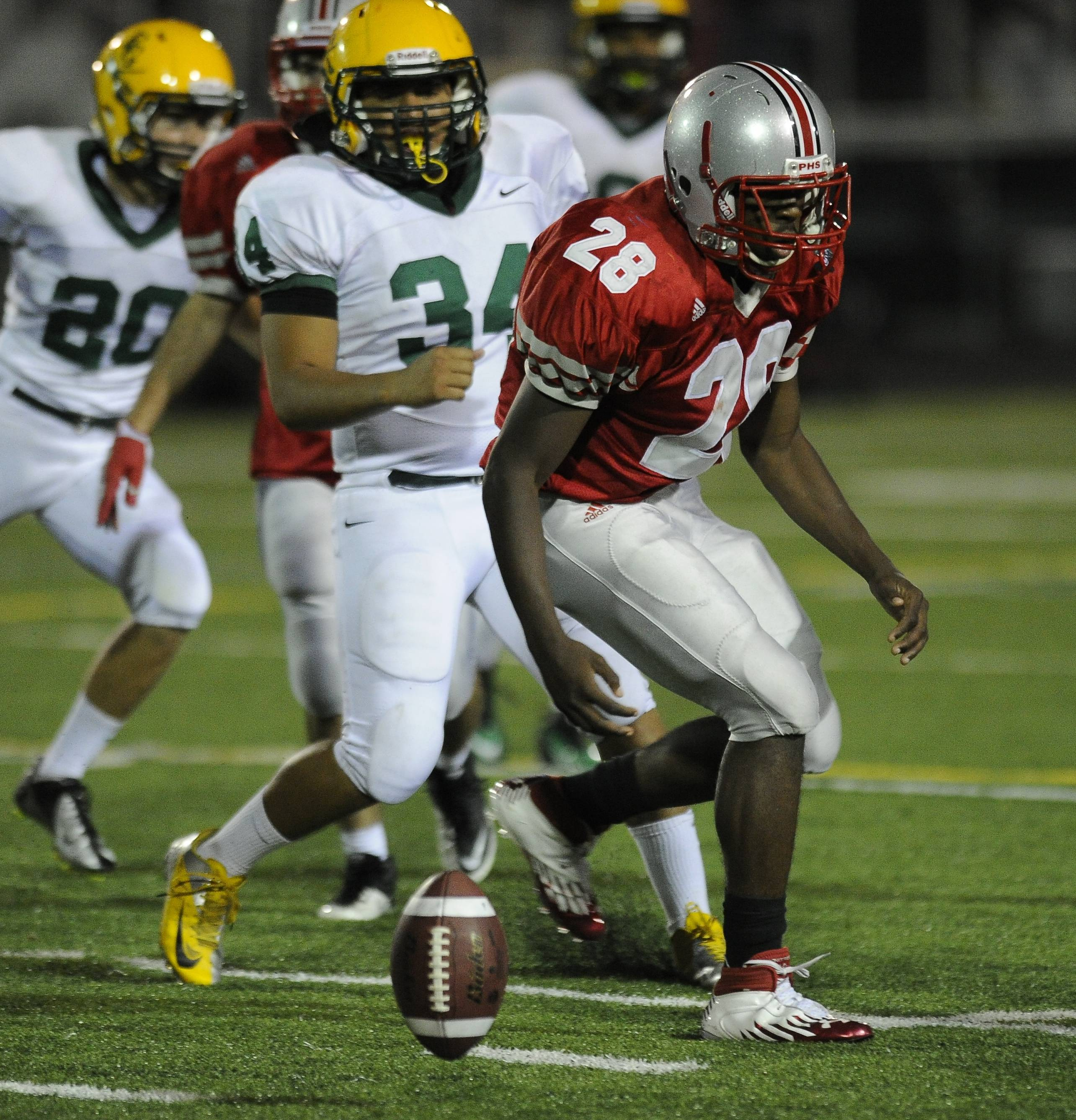 Week 3 matchup: Palatine vs. Elk Grove Village