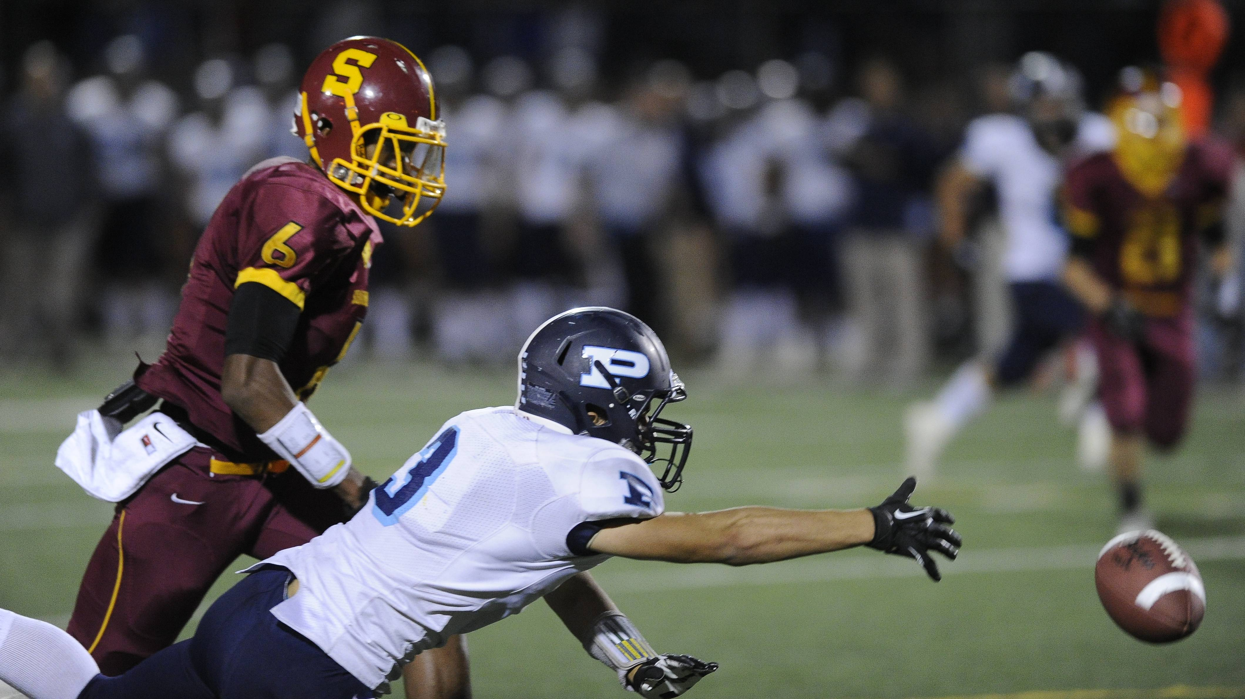 Schaumburg vs. Prospect, Friday, Sept. 14
