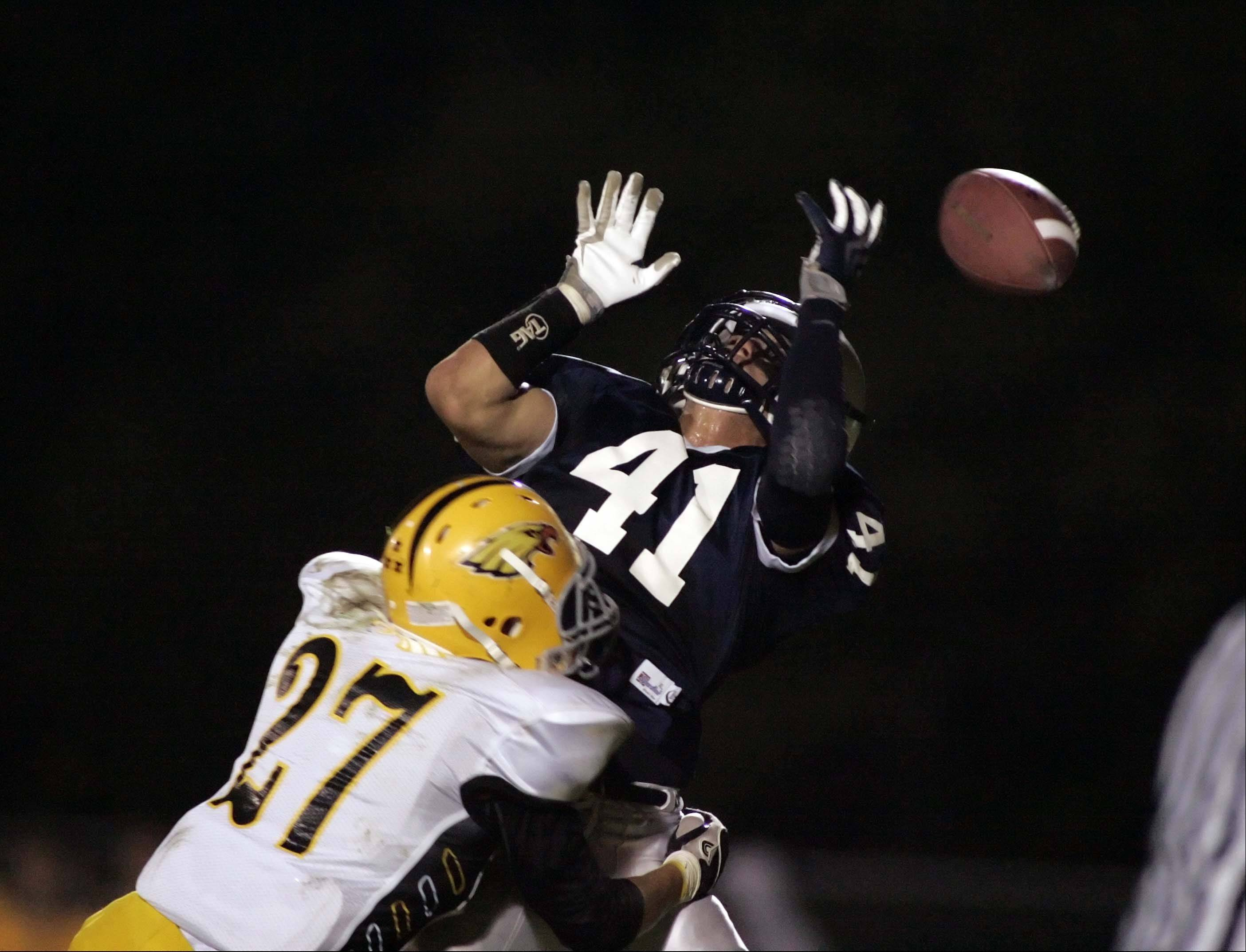 Week Five - Images from the Jacobs vs. Cary-Grove football game in Cary, Friday, September 21, 2012.