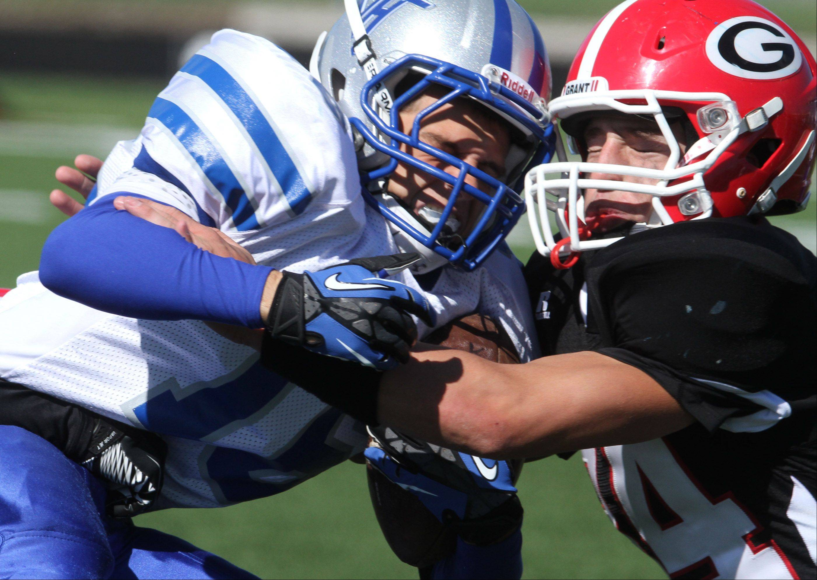 Images: Grant vs. Vernon Hills football