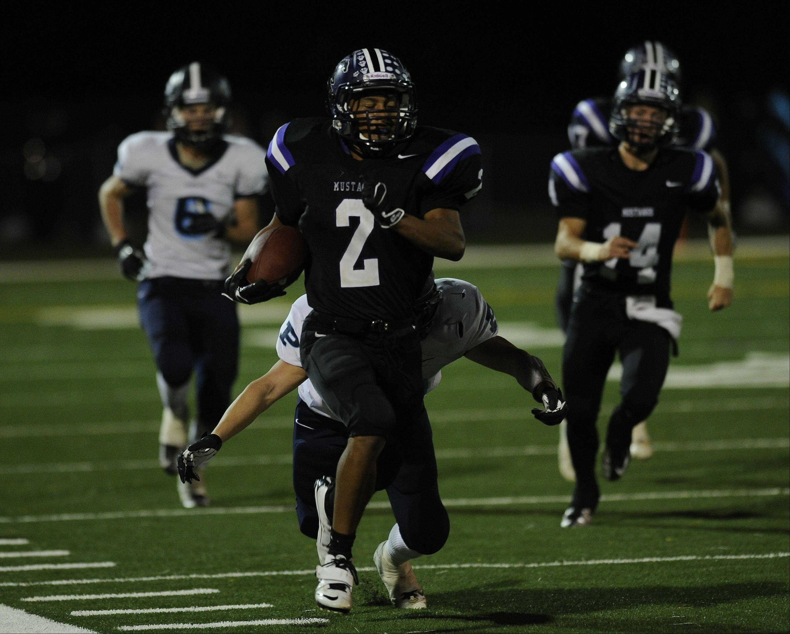 Week -6- Photos from the Prospect vs. Rolling Meadows football game Friday, September 28th at Rolling Meadows High School.