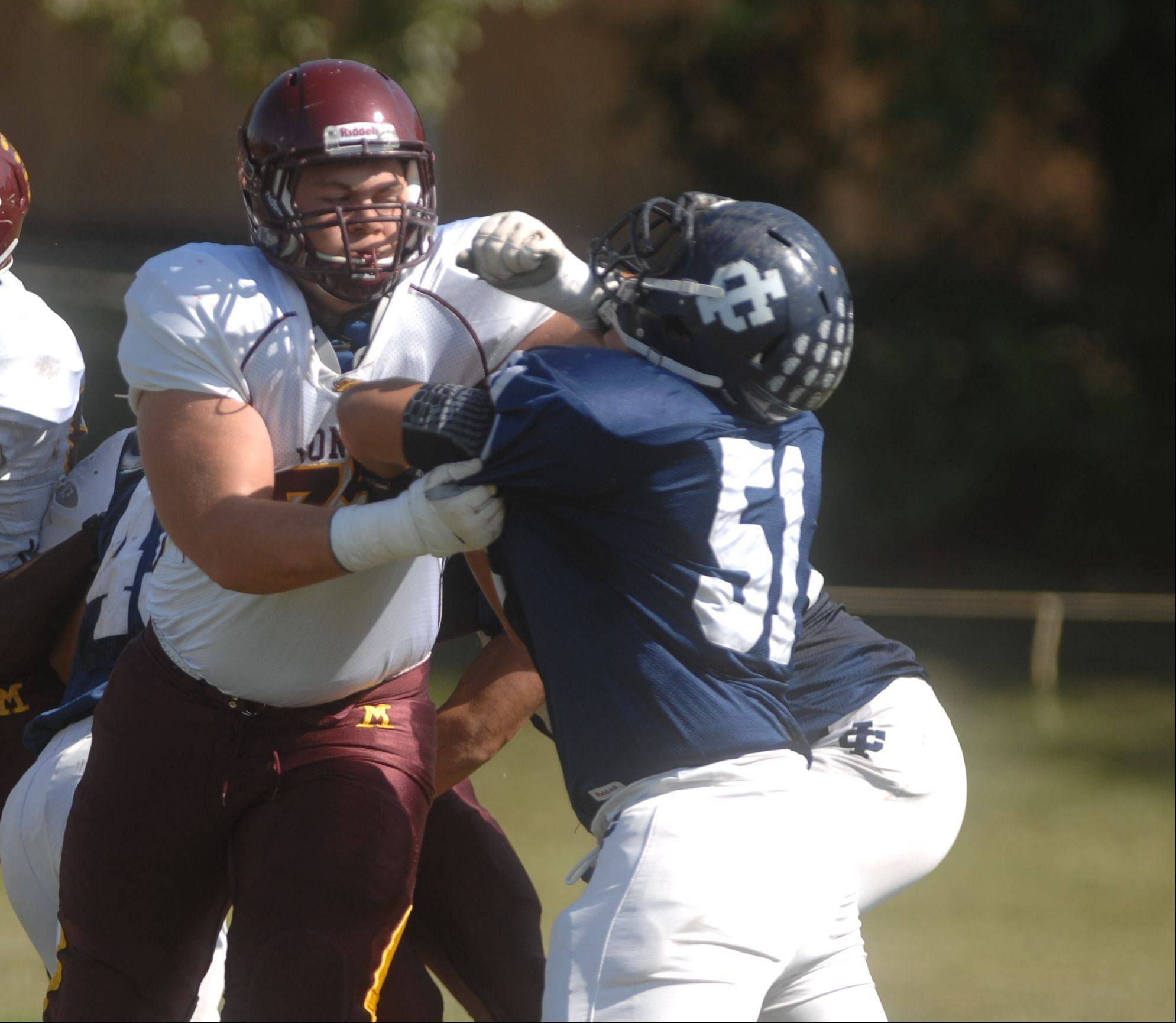 Images: Montini at Immaculate Conception football