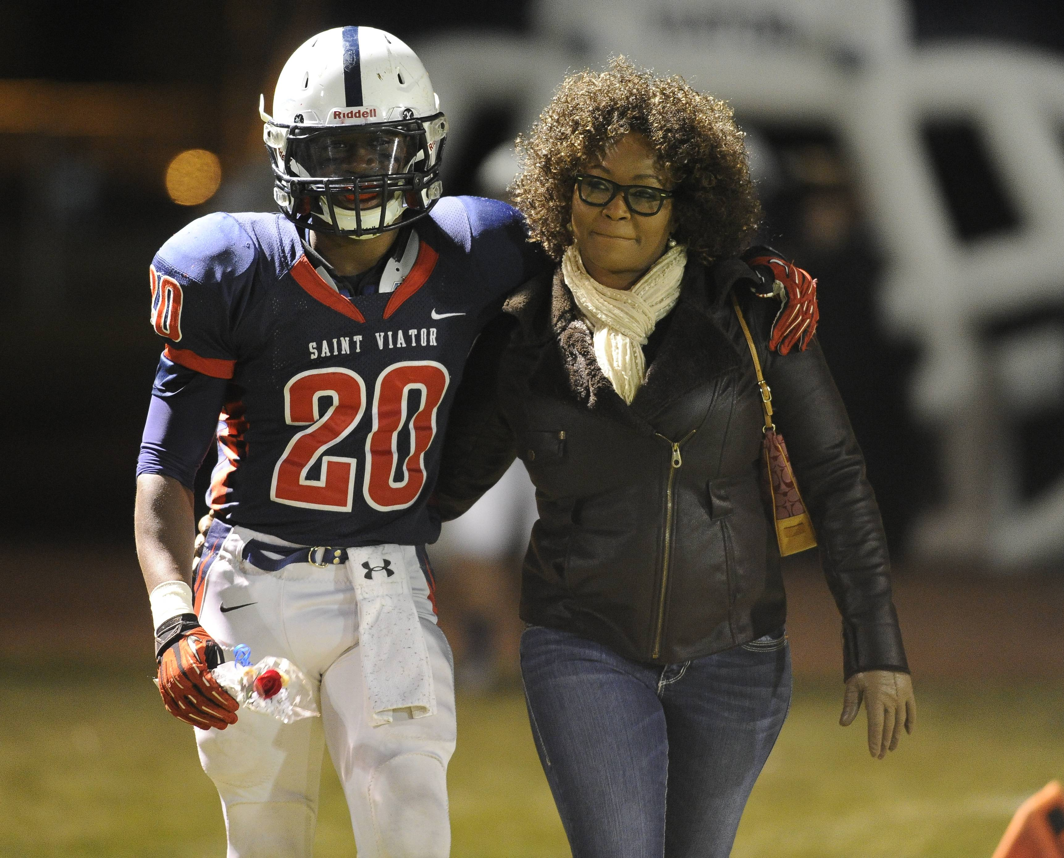 Images: St. Viator beats Marian Catholic