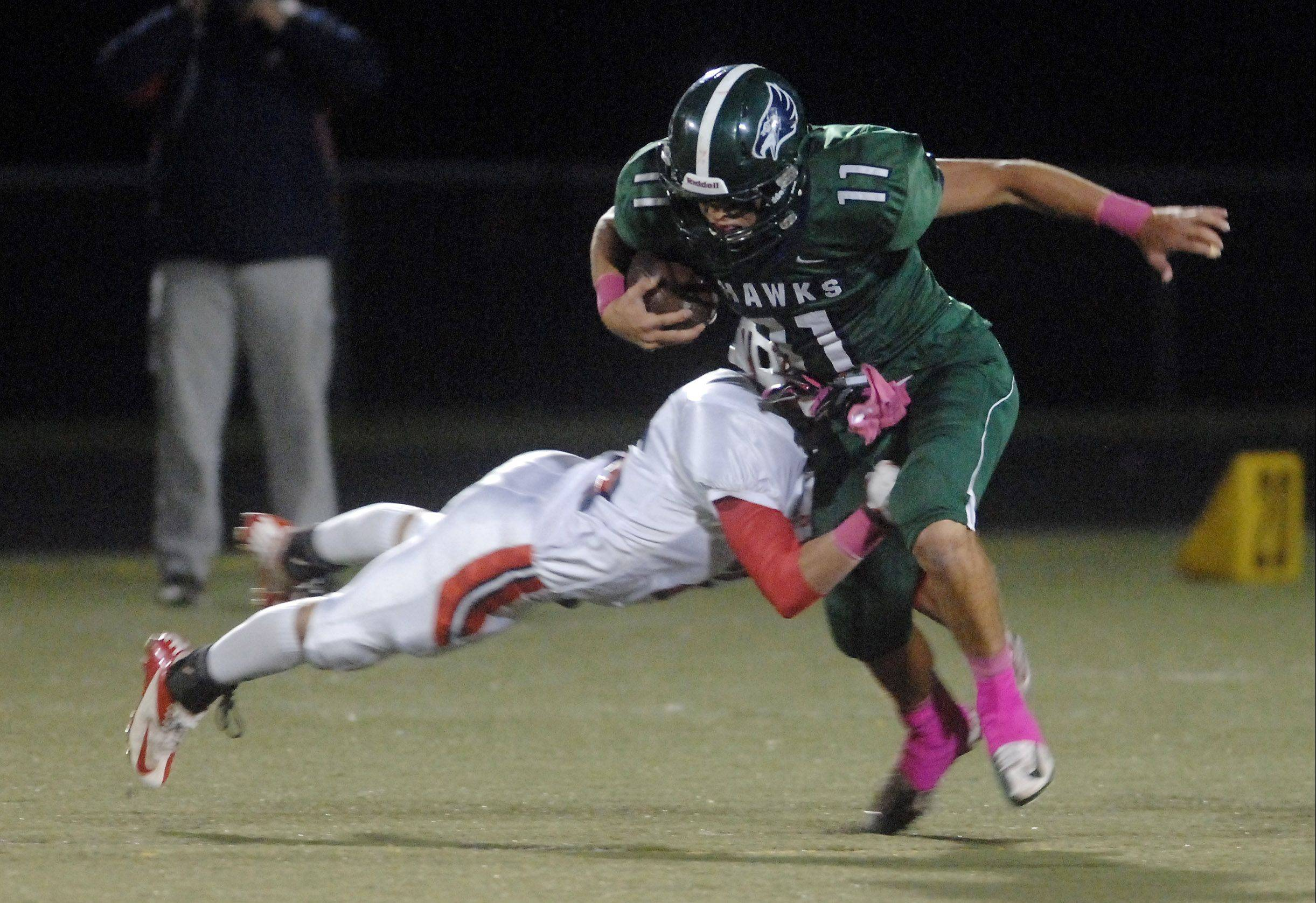 Bartlett secures playoff berth