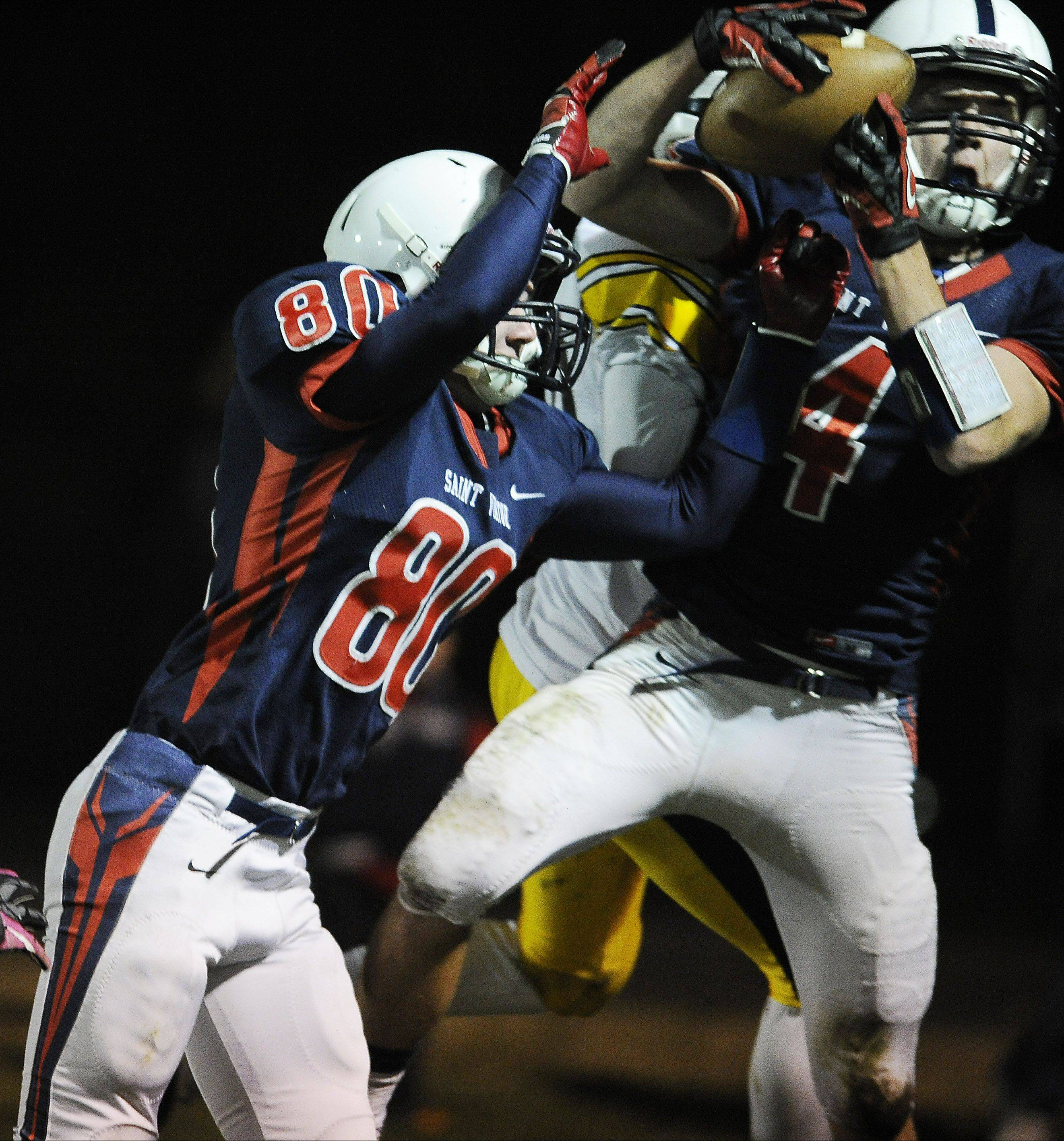 St. Viator nears return to postseason