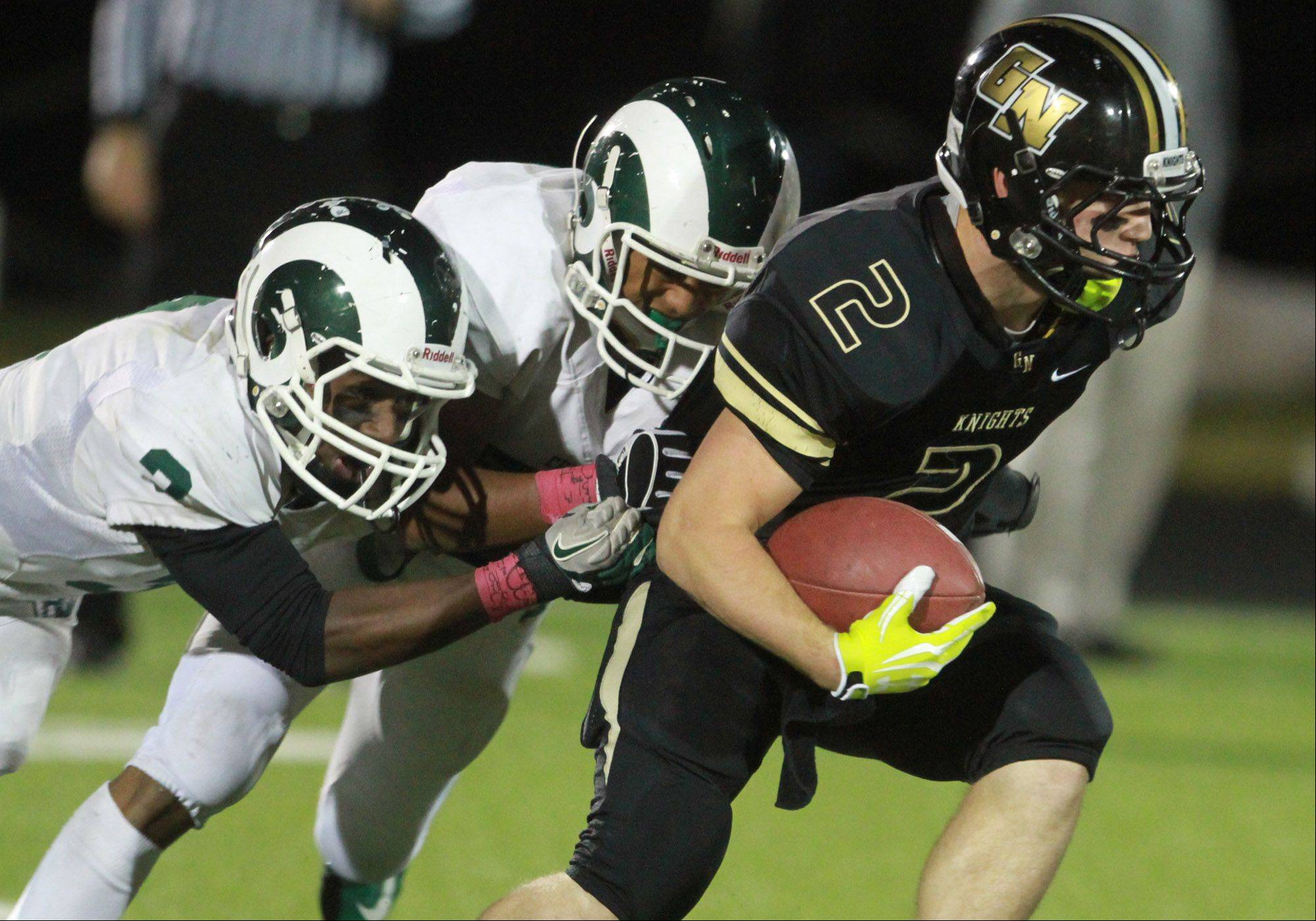 Images: Grayslake Central vs. Grayslake North football