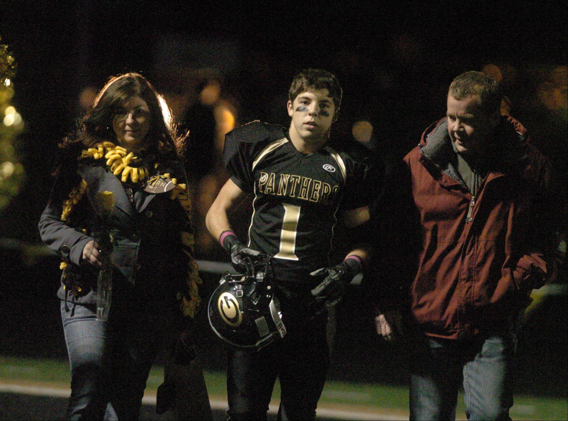Photos from the Wheaton North at Glenbard North Friday night football game, October 12 in Carol Stream.