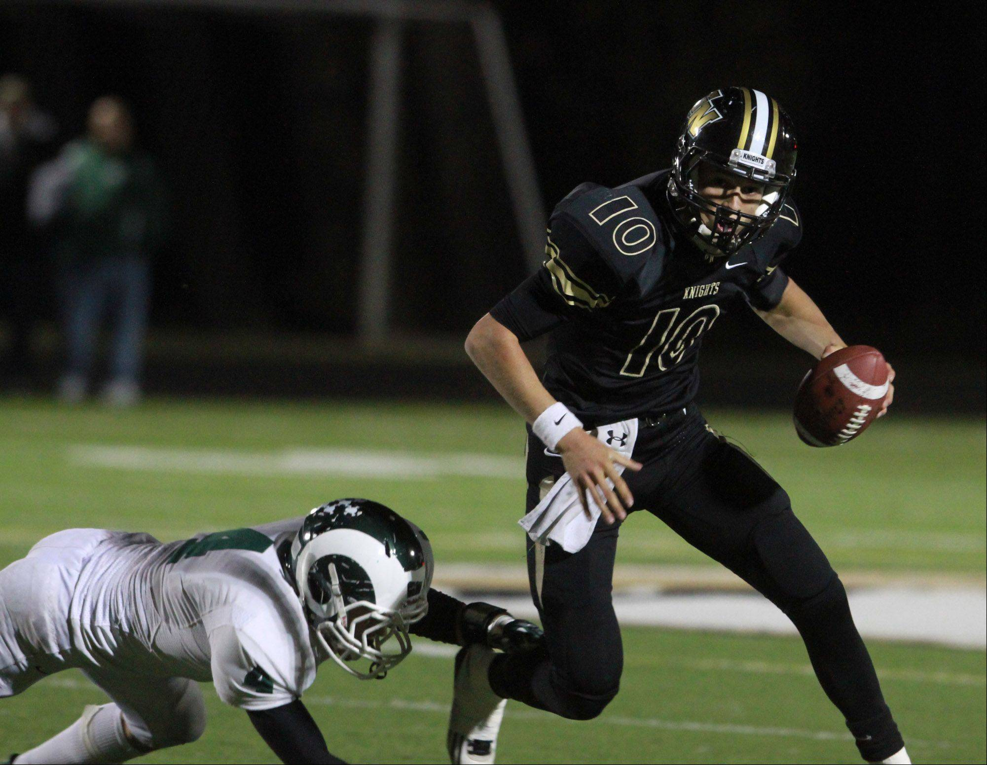 Week -8- Photos from the Grayslake Central at Grayslake North football game on Friday, Oct. 12.