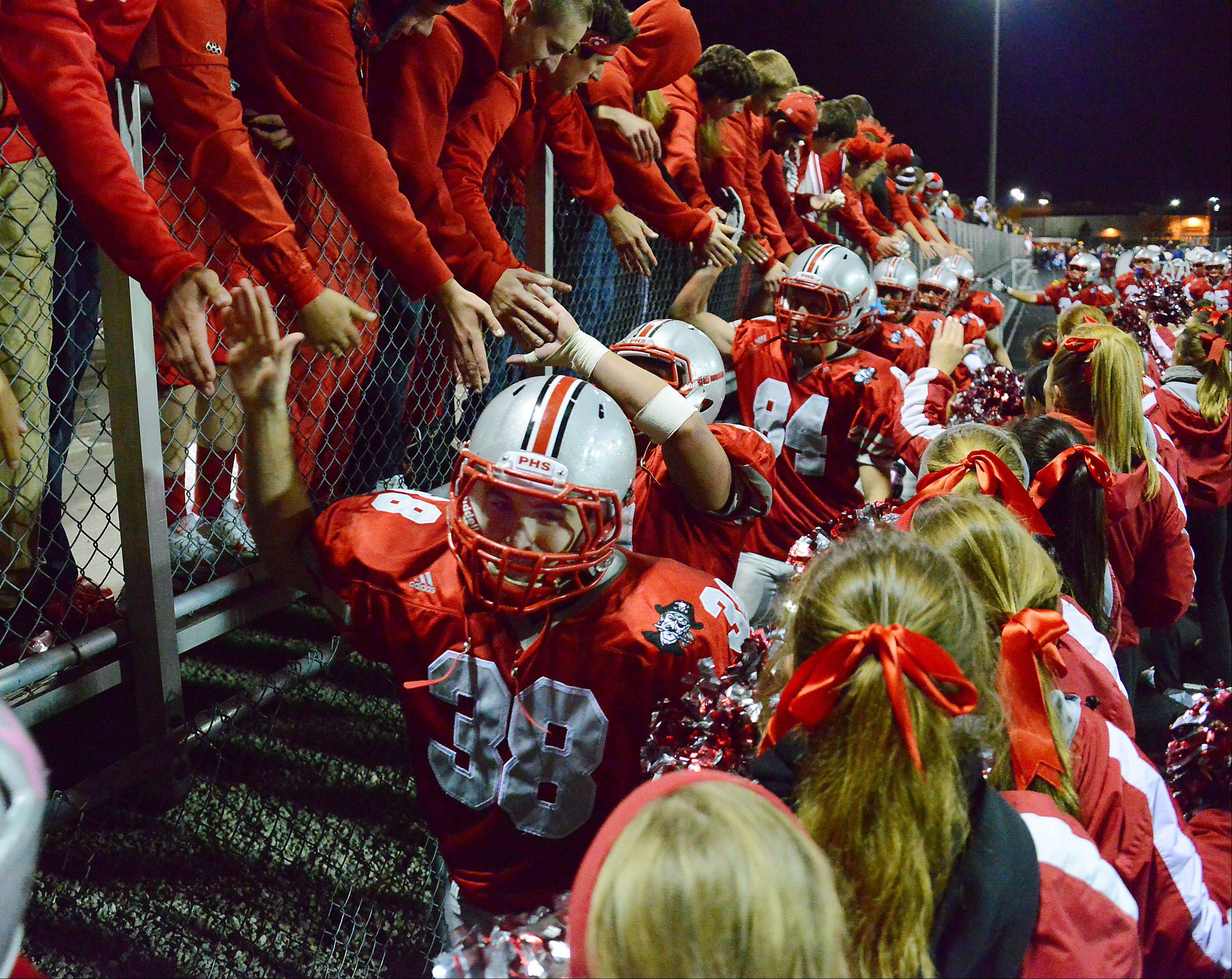 Images: Palatine vs. Schaumburg, football