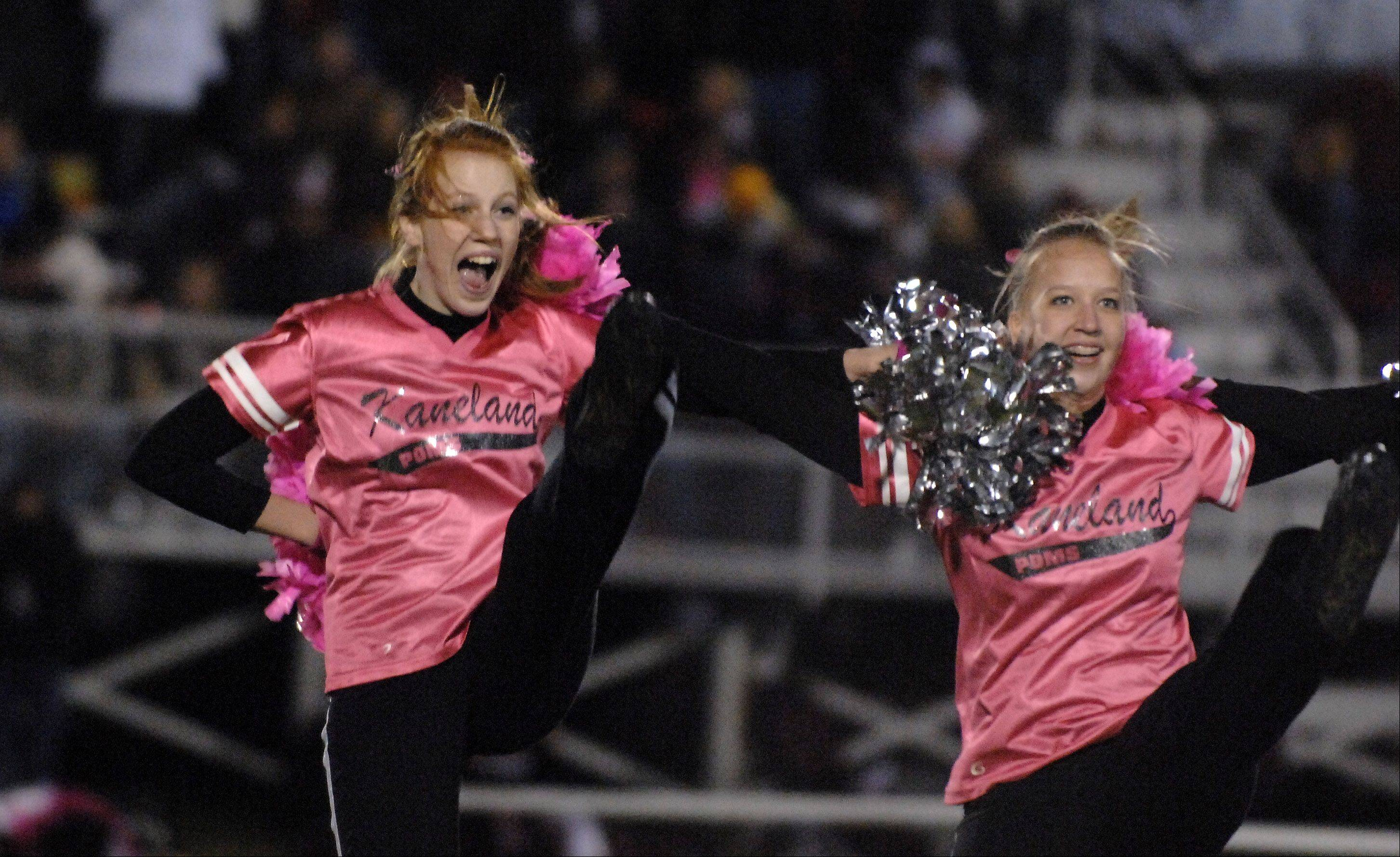 Week Nine - Images from the Morris vs. Kaneland football game Friday, October 19, 2012.