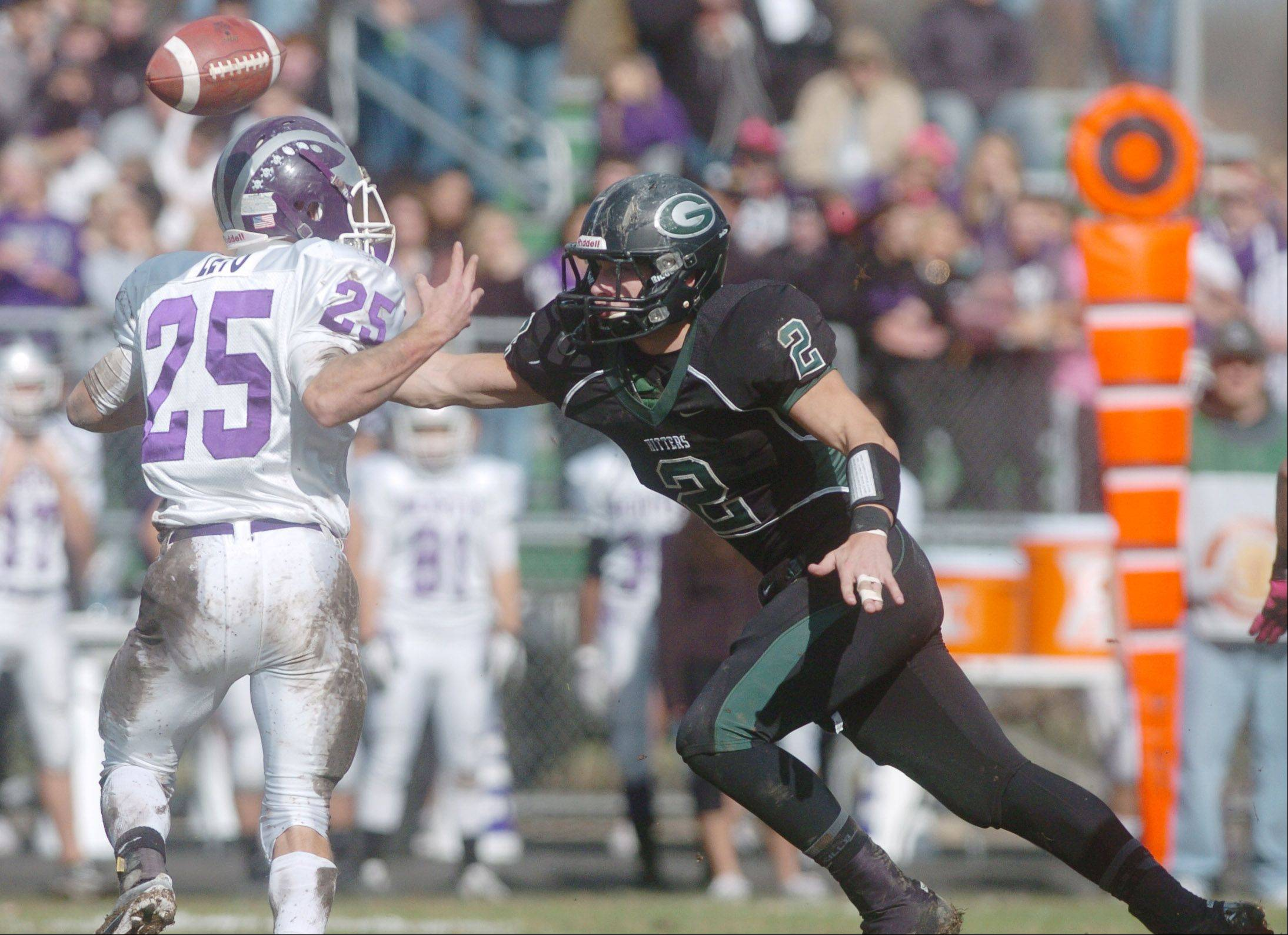 Images: Glenbard West vs. Downers Grove North football